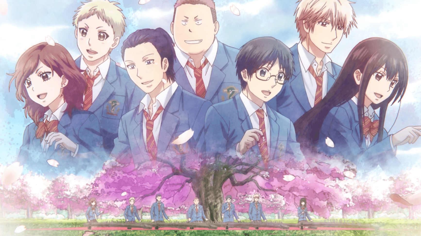 Kono Oto Tomare! [Temp 1 y 2] [Sub Esp] [Mp4] Descarga Mediafire