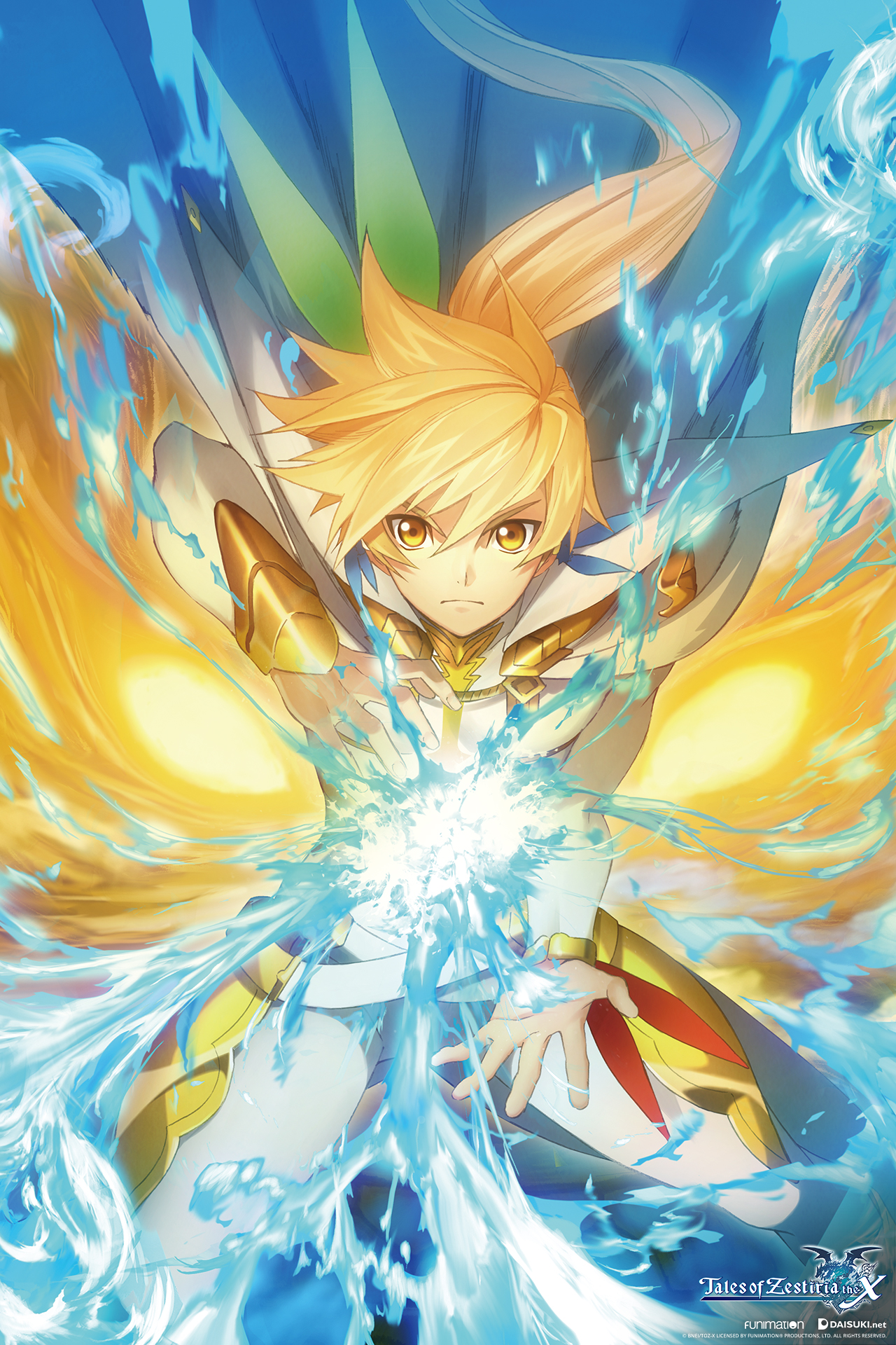 Tales Of Zestiria The X Wallpapers Wallpaper Cave