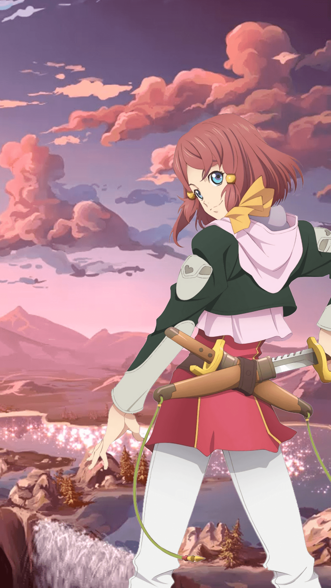 Tales Of Zestiria Android Wallpapers Wallpaper Cave