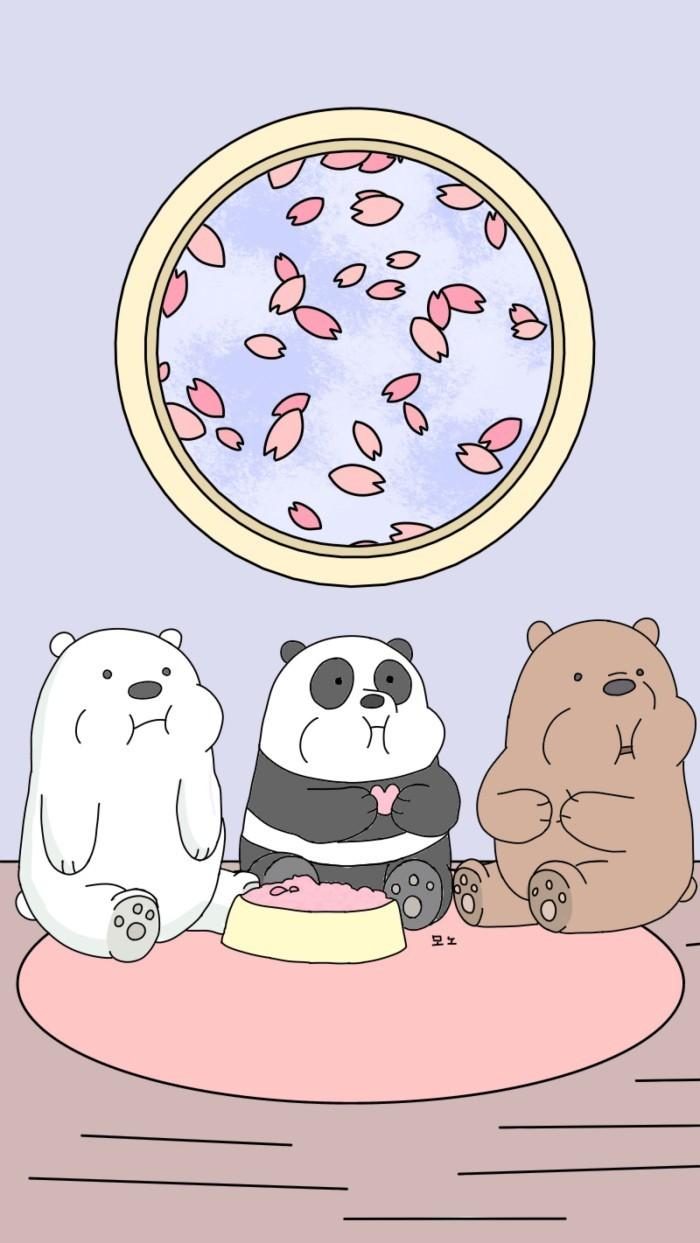 We Bare Bears Tumblr Wallpapers Wallpaper Cave