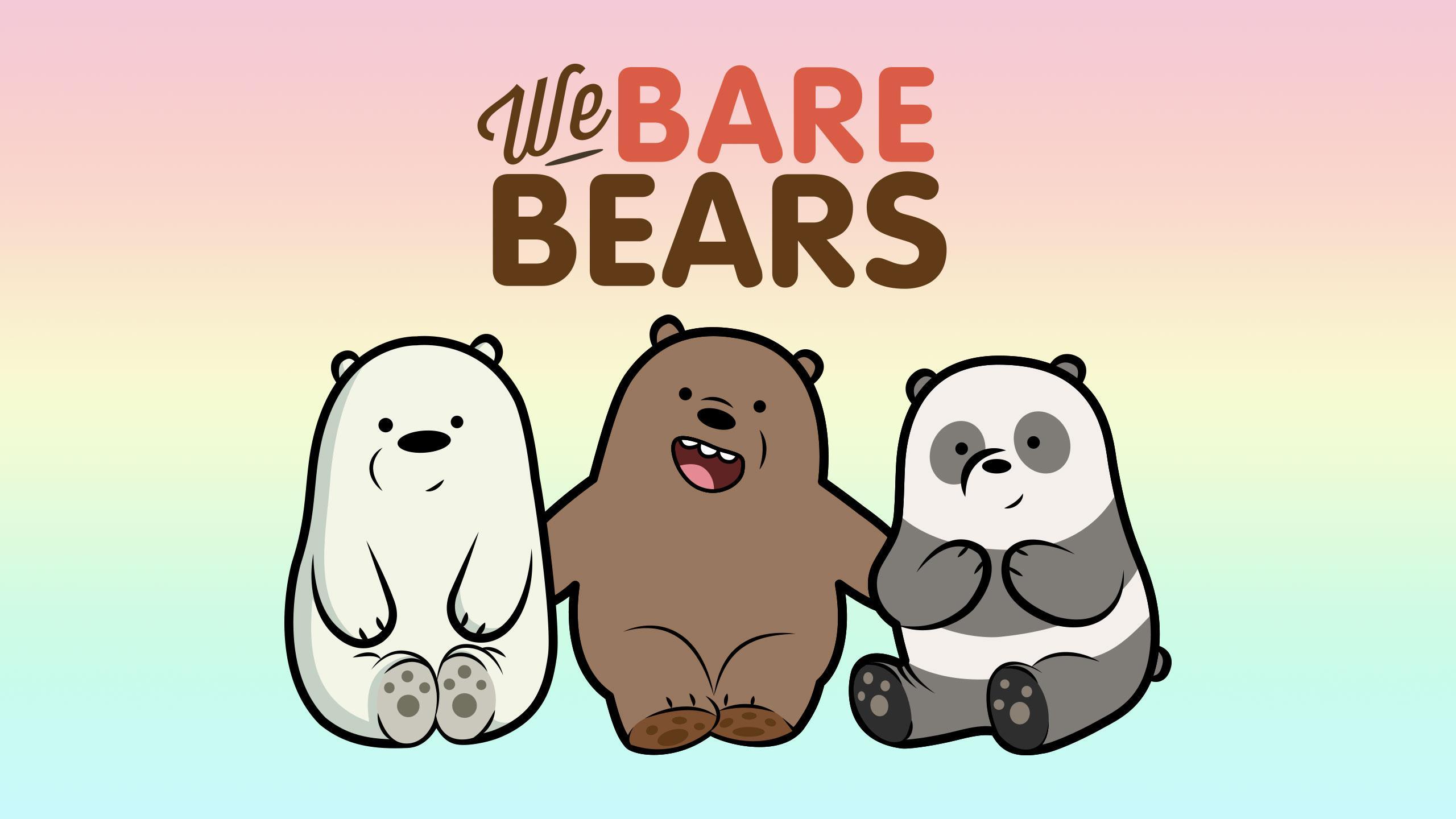 We Bare Bears Desktop Wallpapers Wallpaper Cave