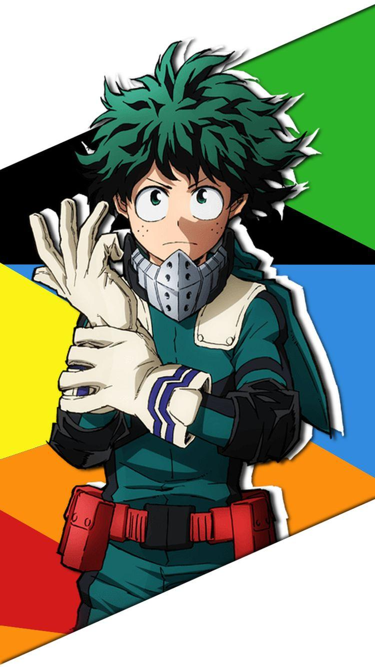 My Hero Academia iPhone Wallpapers