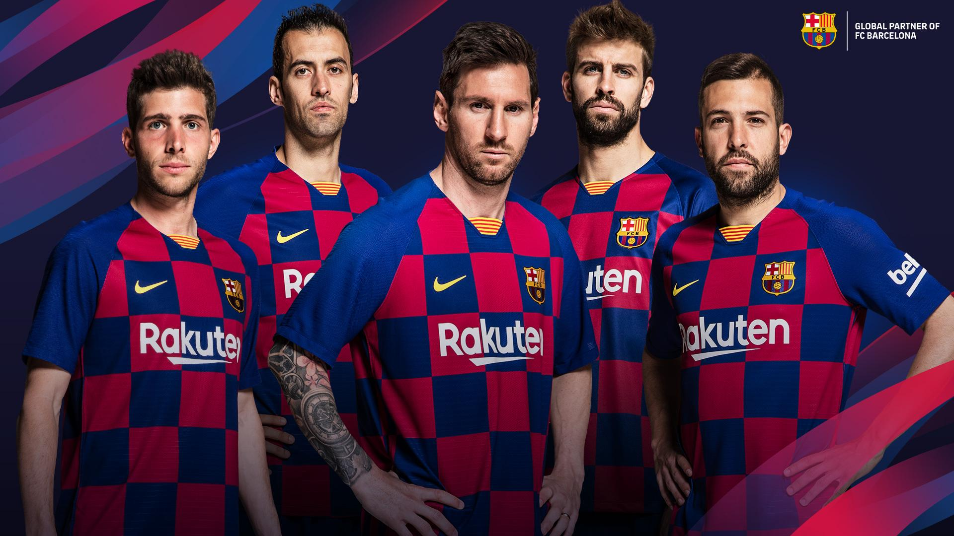 Fc Barcelona 2020 Wallpapers Wallpaper Cave