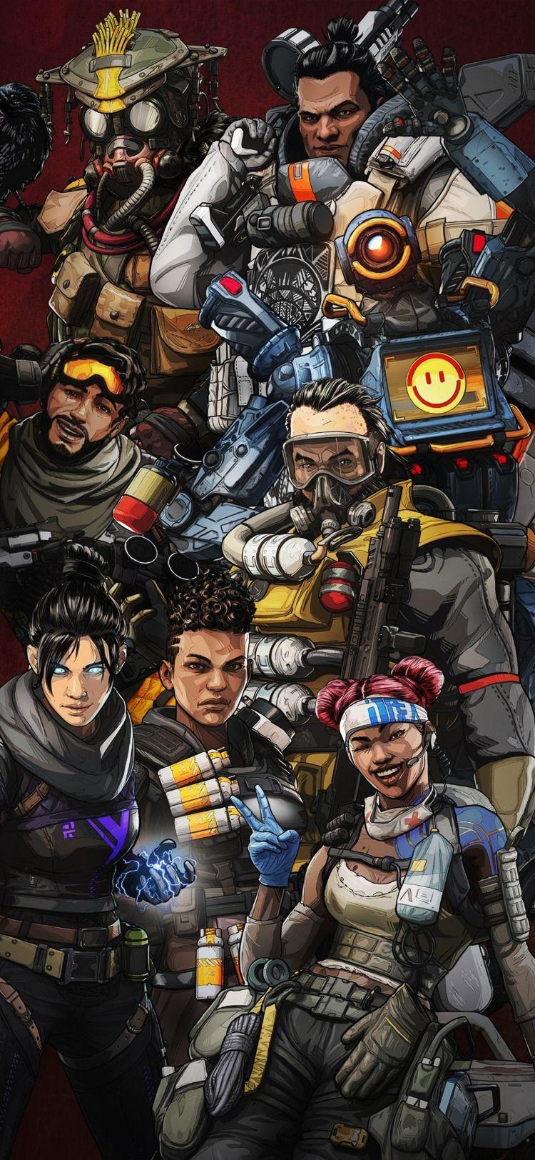 Apex Legends Octane Android Wallpapers - Wallpaper Cave