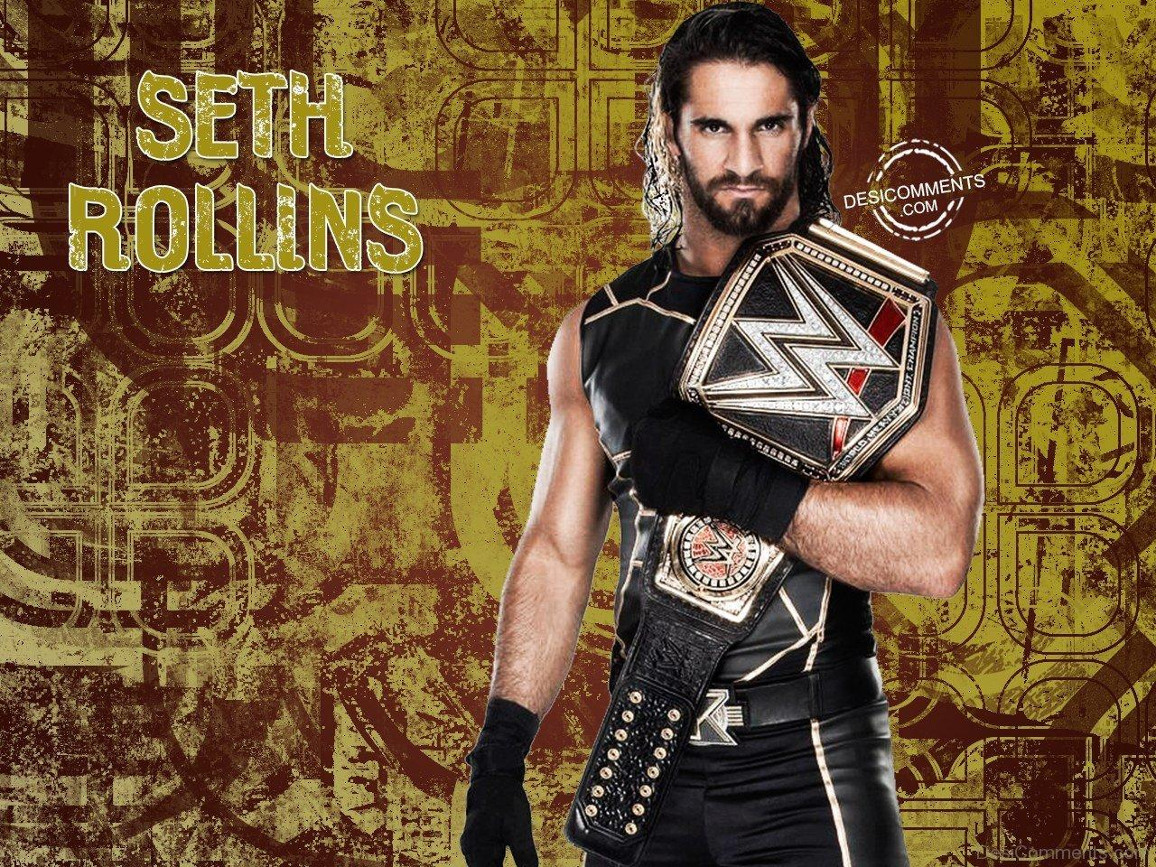 Becky Lynch And Seth Rollins Wallpapers Wallpaper Cave