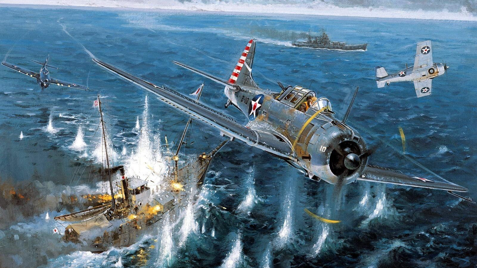 Douglas SBD Dauntless Wallpapers - Wallpaper Cave
