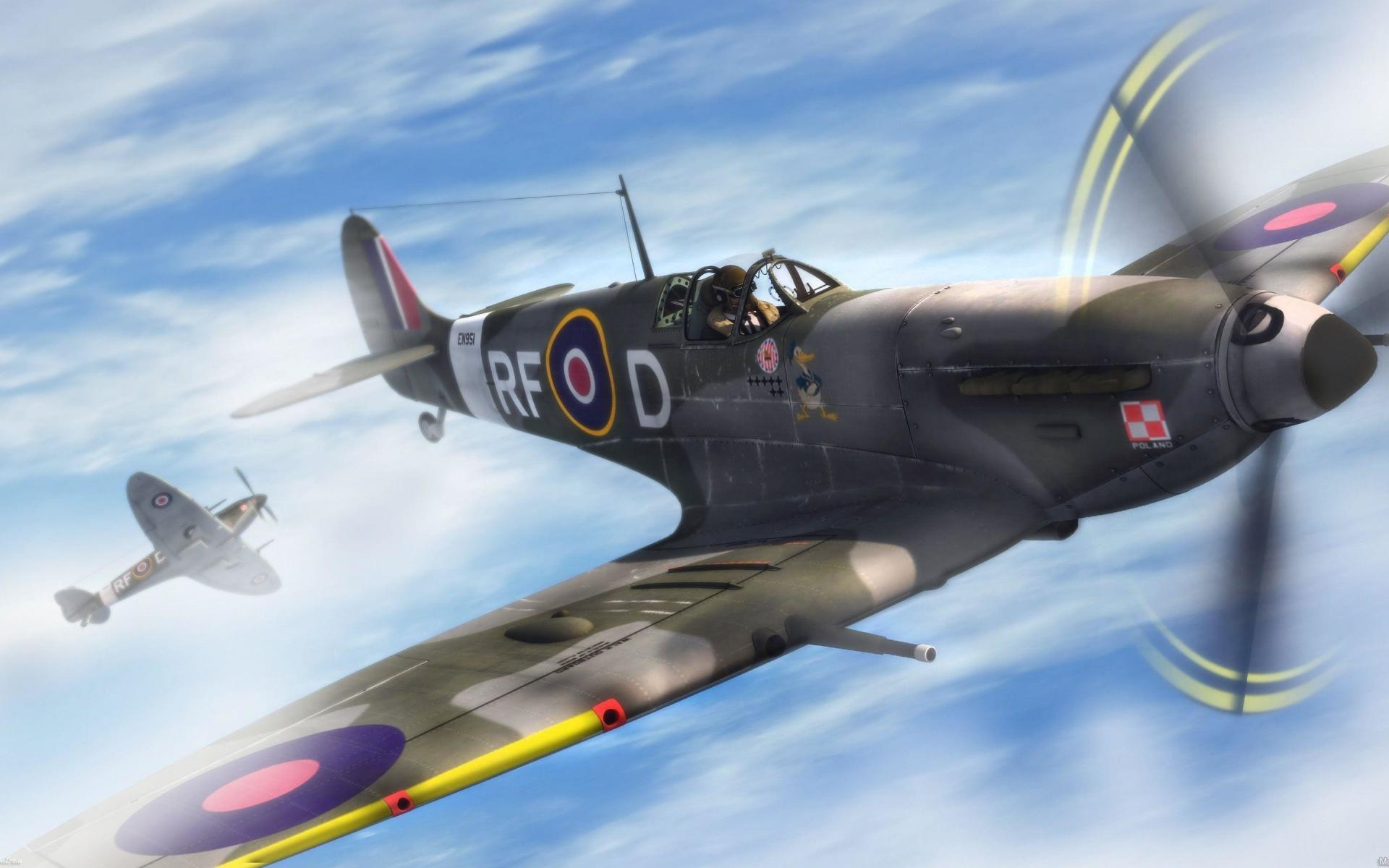 Supermarine Spitfire Wallpapers 13