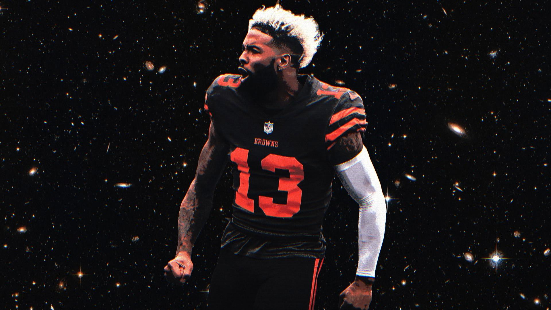 Obj Cleveland Browns Wallpapers Wallpaper Cave