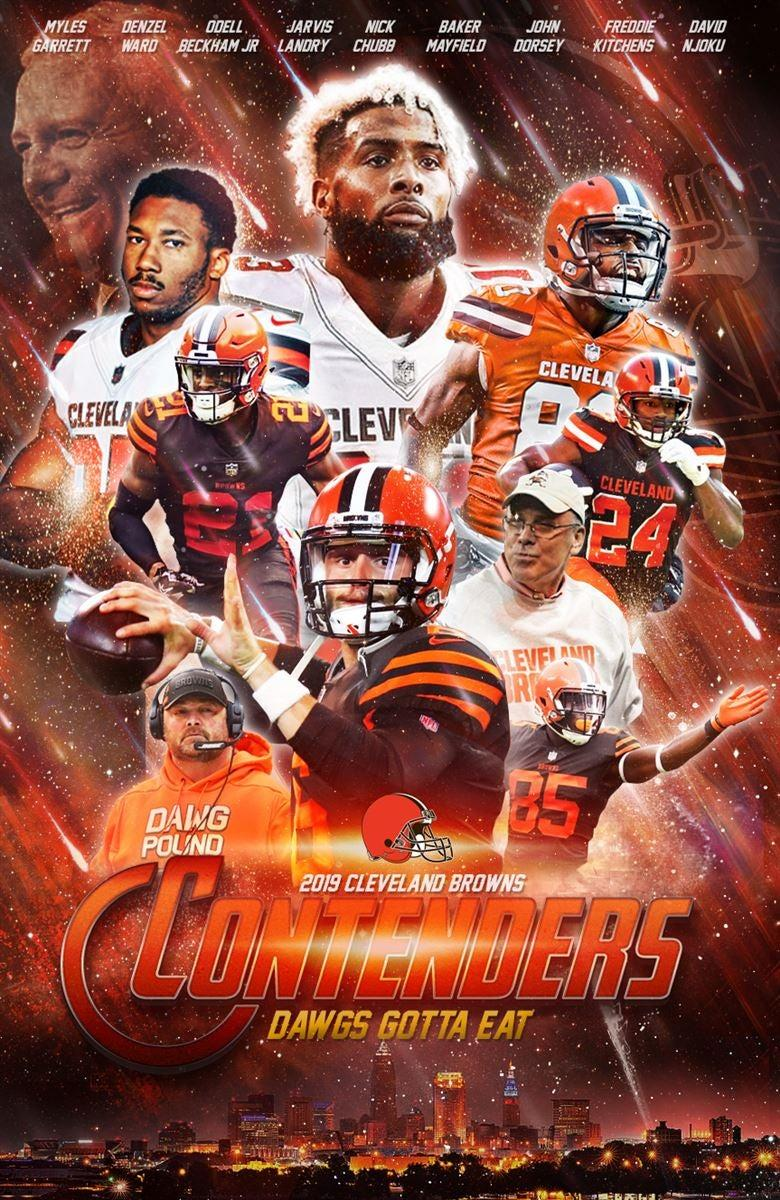 OBJ Cleveland Browns Wallpapers - Wallpaper Cave