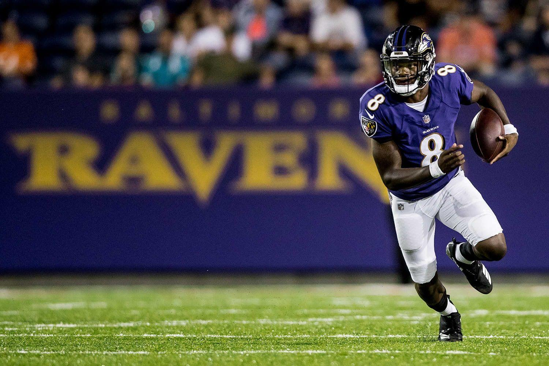 Lamar Jackson Baltimore Ravens Wallpapers - Wallpaper Cave