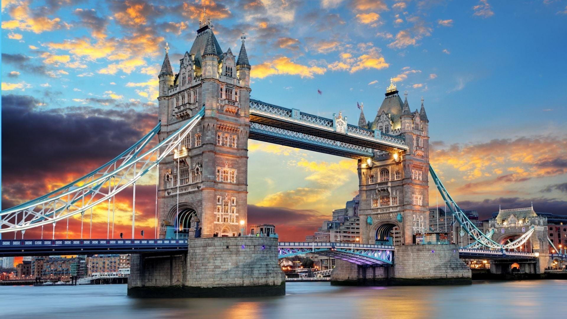 Tower Bridge London Wallpapers - Wallpaper Cave