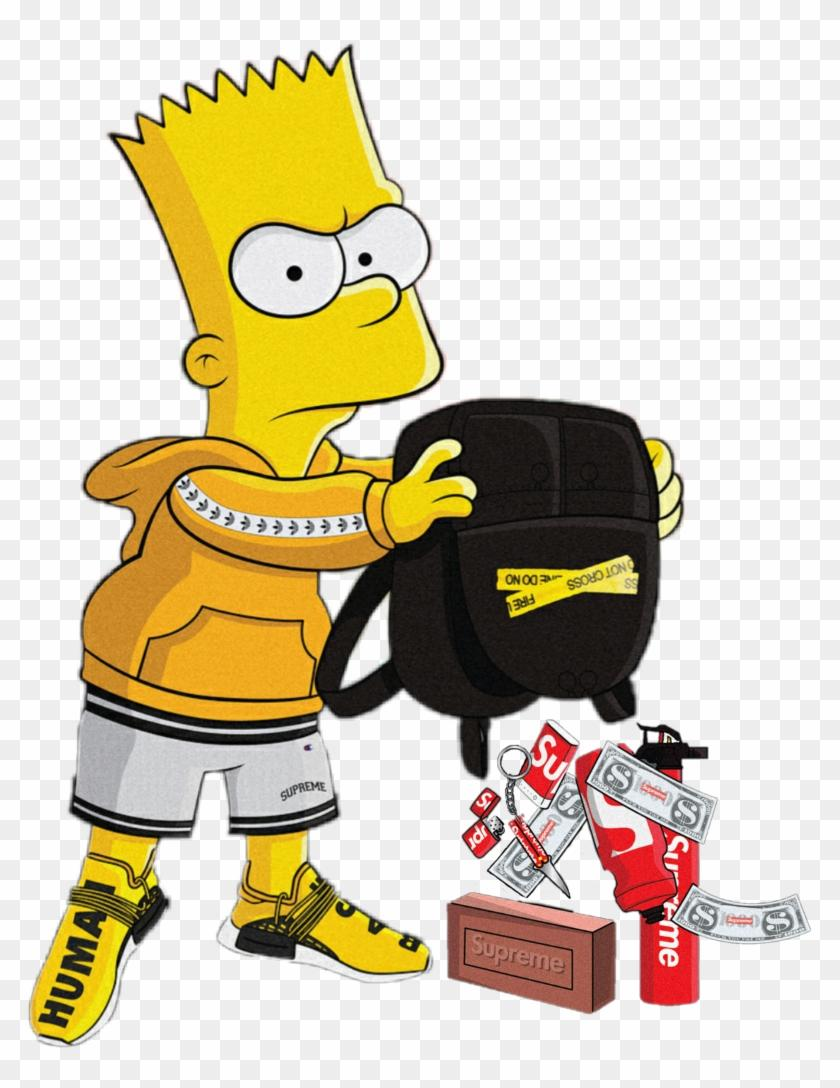Hypebeast Bart Wallpapers - Wallpaper Cave