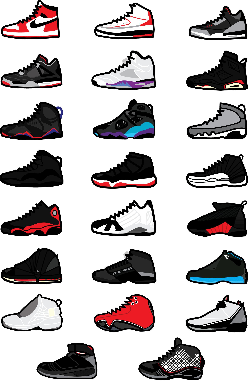 Sneakers iPhone Wallpapers - Wallpaper Cave