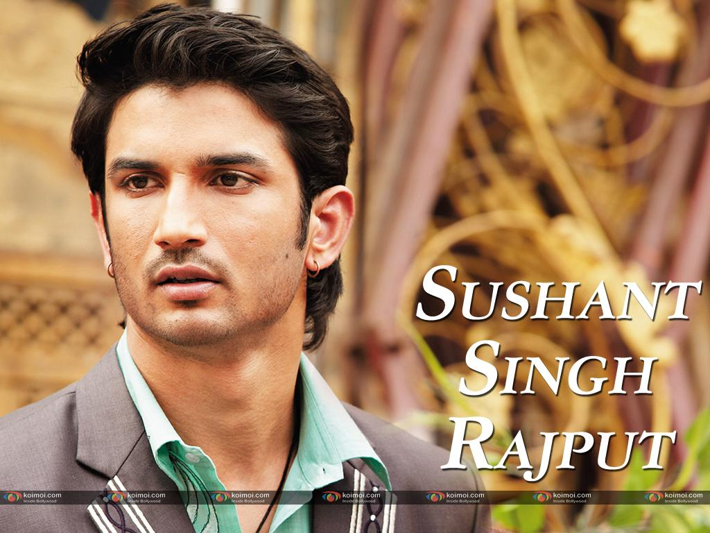 Sushant Singh Rajput Wallpapers 1