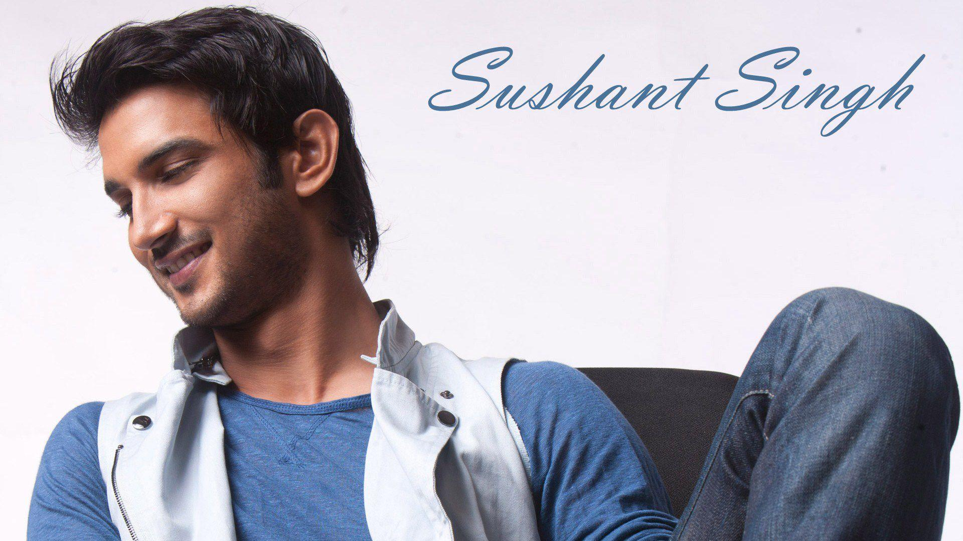 Sushant Singh Best Full HD Wallpapers And Photos