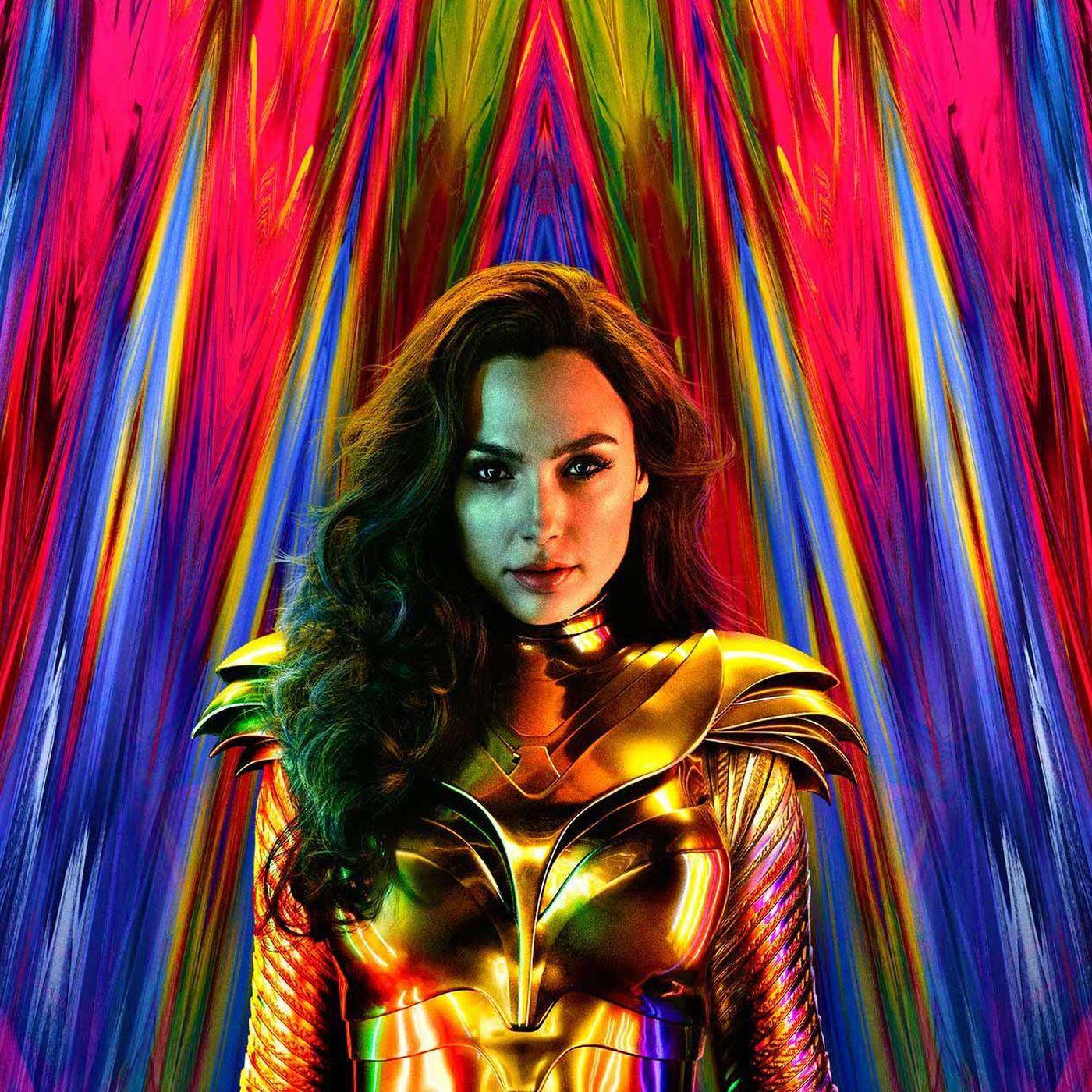 Wonder Woman director shares new poster with Gal Gadot in new