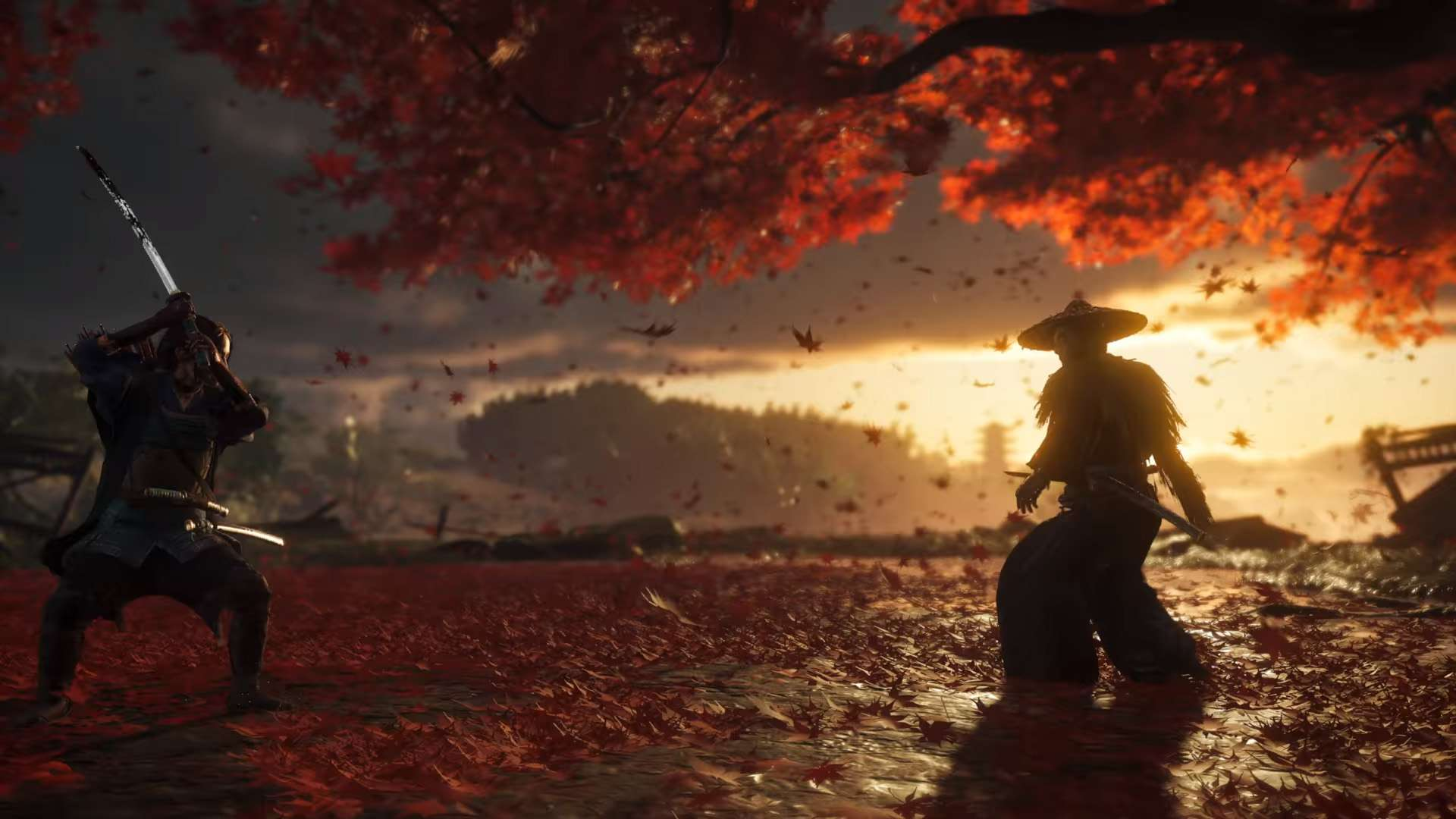Ghost Of Tsushima Wallpapers - Wallpaper Cave