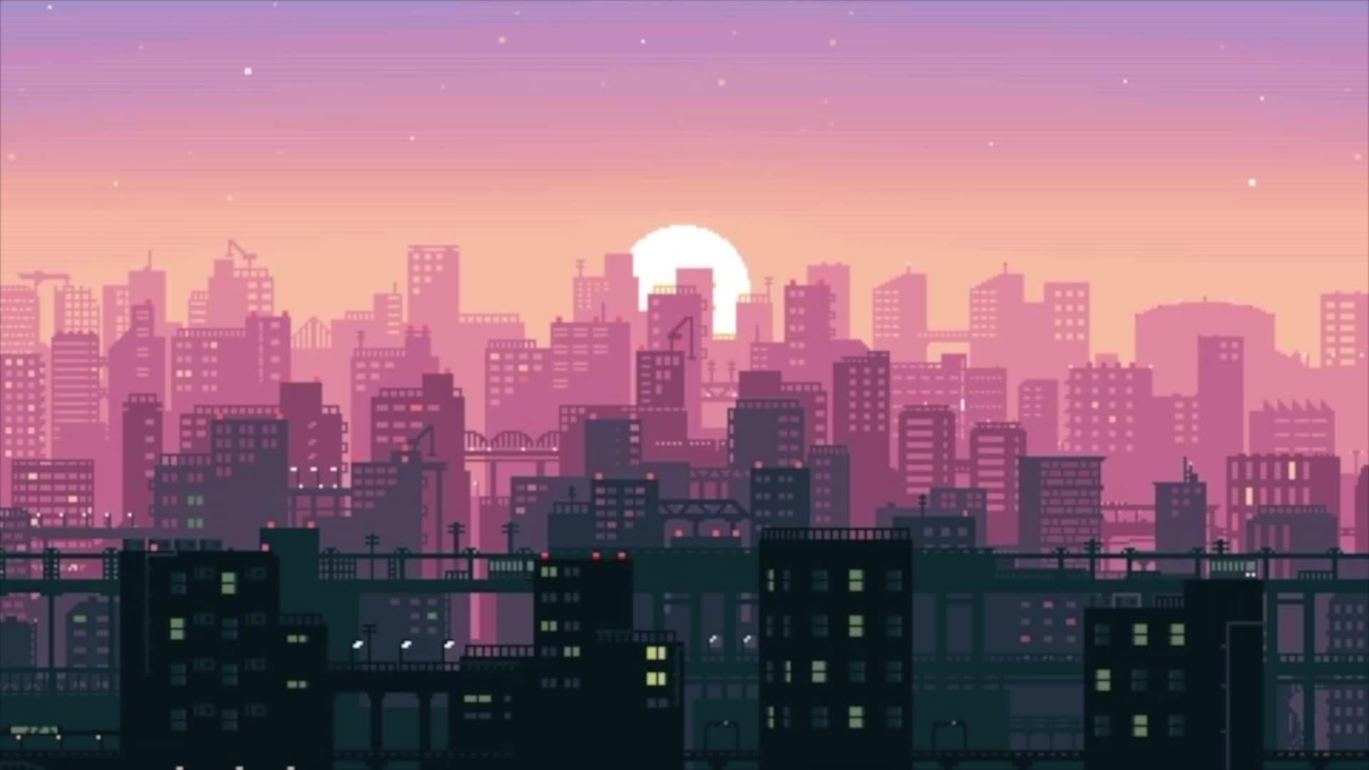 Anime Lo-fi Hip Hop Ps4 Wallpapers