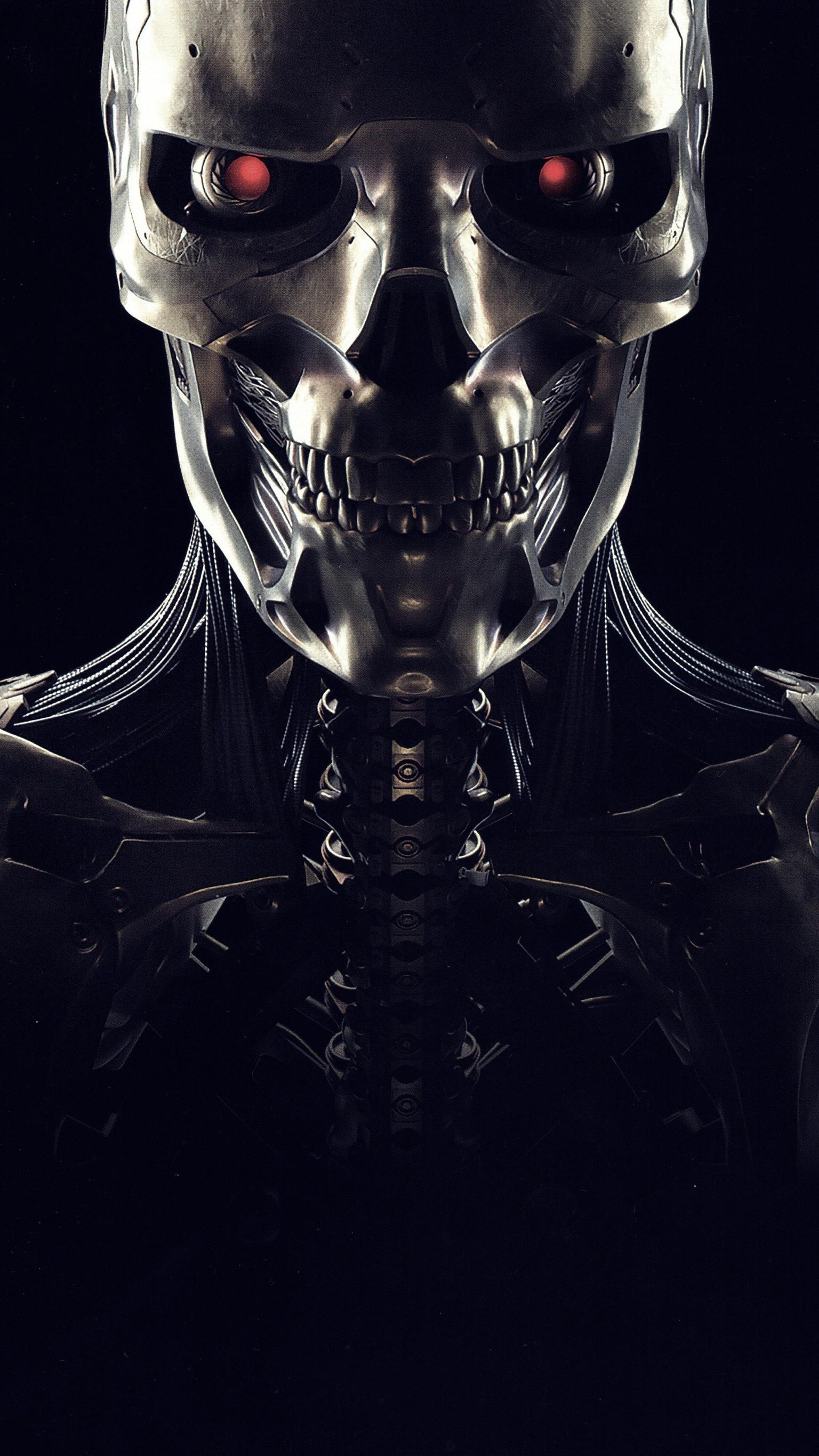 Terminator Dark Fate Iphone Wallpapers Wallpaper Cave