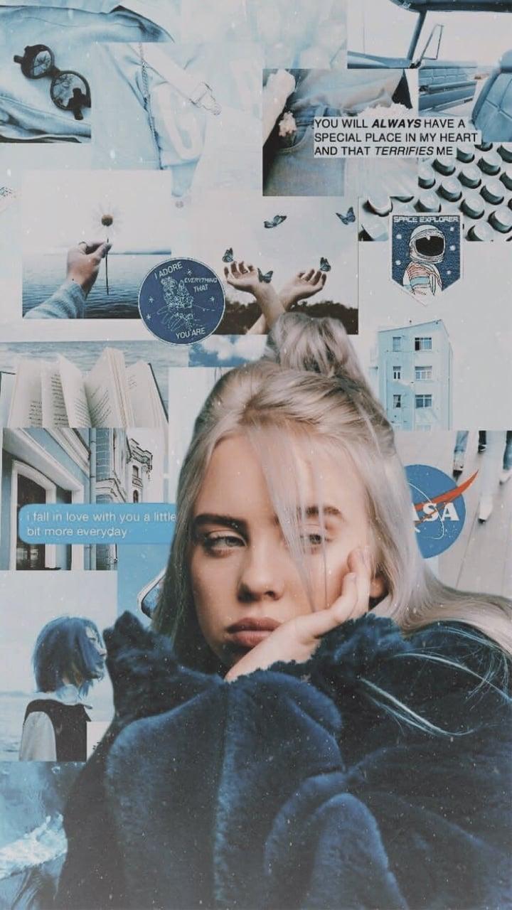 Billie Eilish Aesthetic Wallpapers - Wallpaper Cave