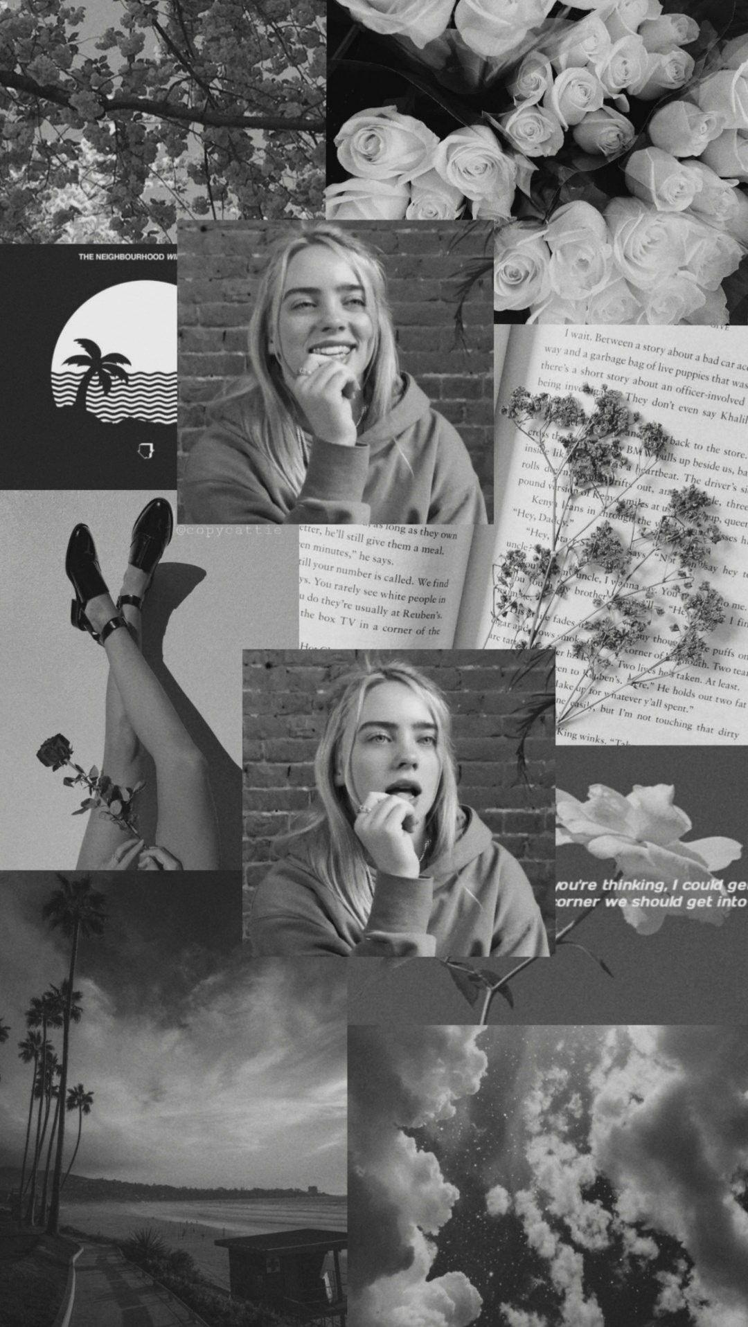 Aesthetic Billie Eilish Wallpapers Wallpaper Cave