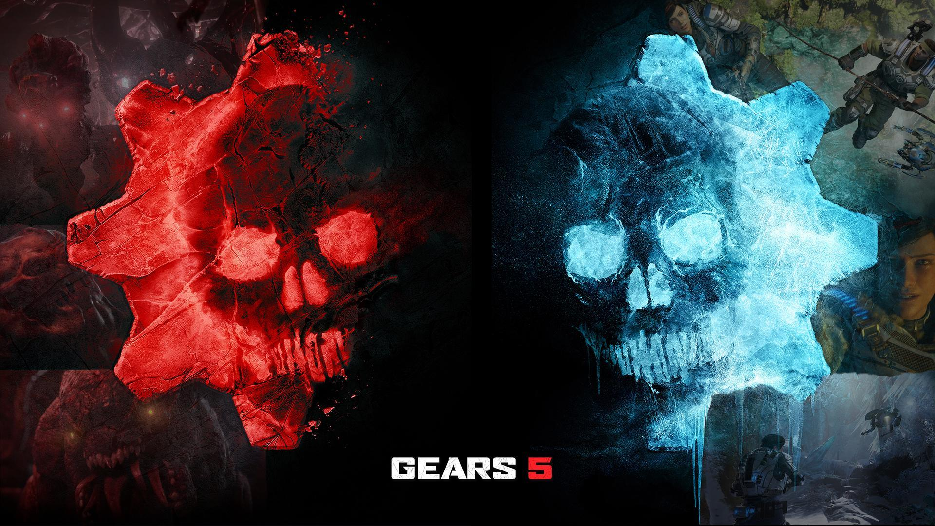 Gears Of War 5 Game Wallpapers Wallpaper Cave