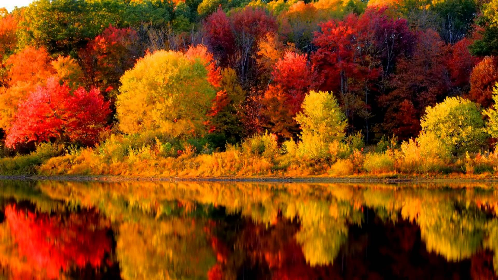 Autumn New England Wallpapers Wallpaper Cave