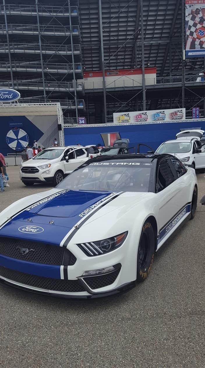 Mustang In Nascar 2019