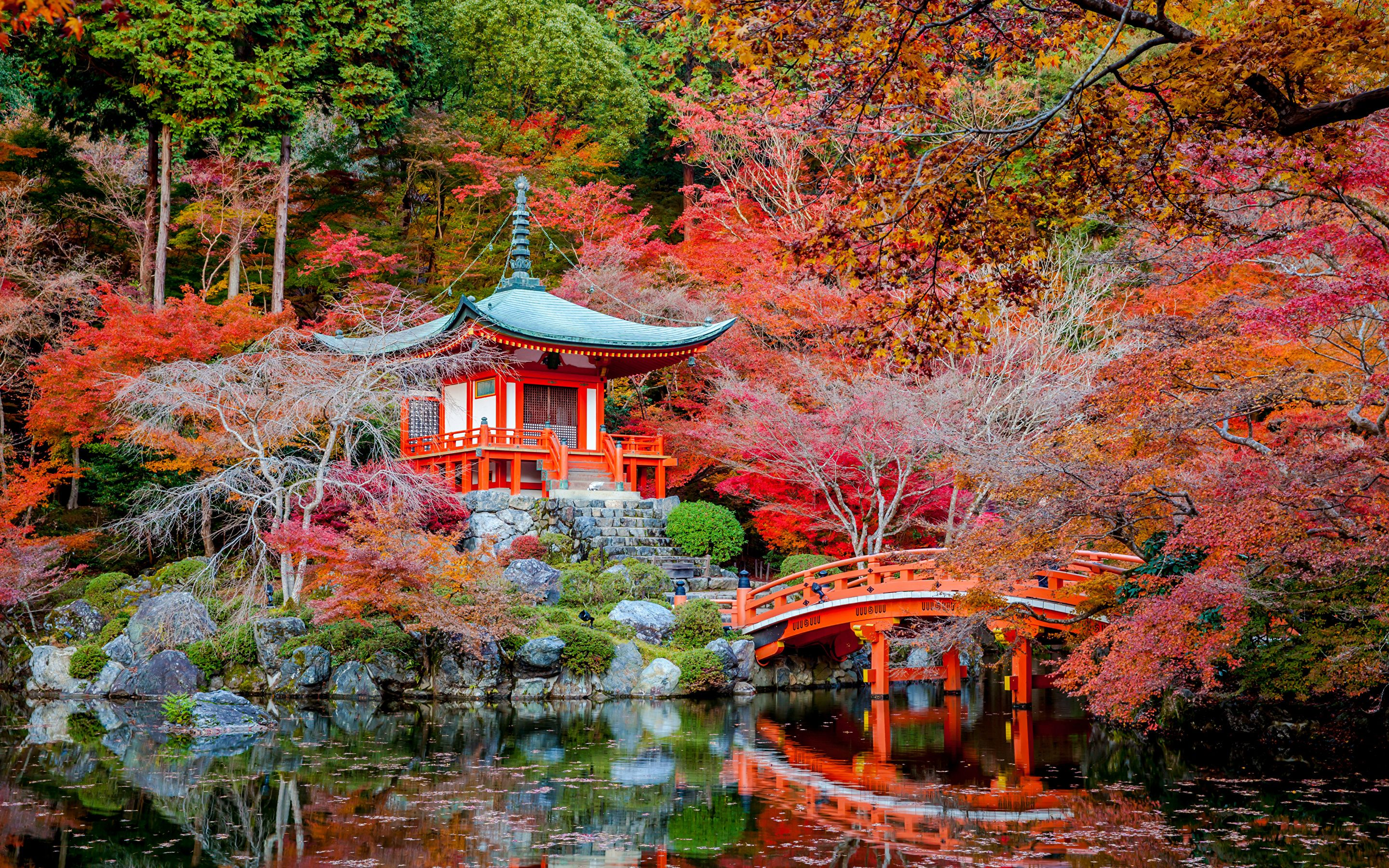 Japanese Autumn Wallpapers - Wallpaper Cave