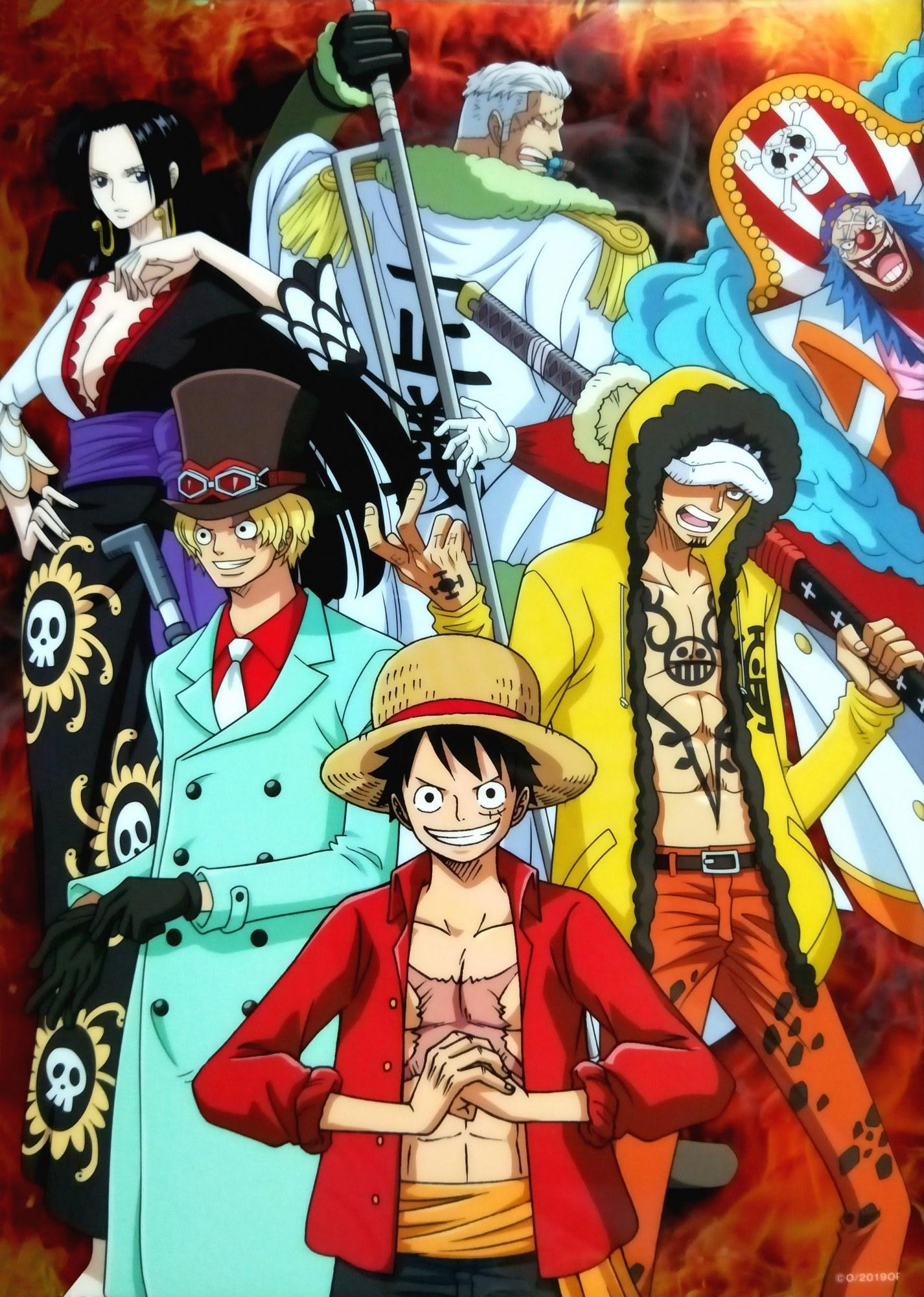 One Piece: Stampede Wallpapers - Wallpaper Cave