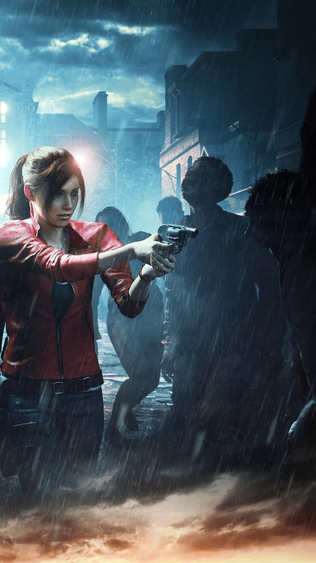 Resident Evil 2 2019 Wallpapers - Wallpaper Cave