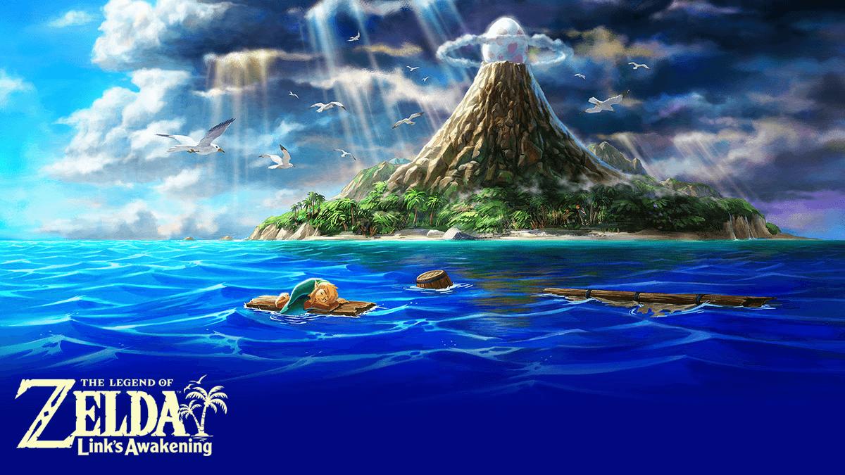 The Legend Of Zelda Link S Awakening Wallpapers Wallpaper Cave
