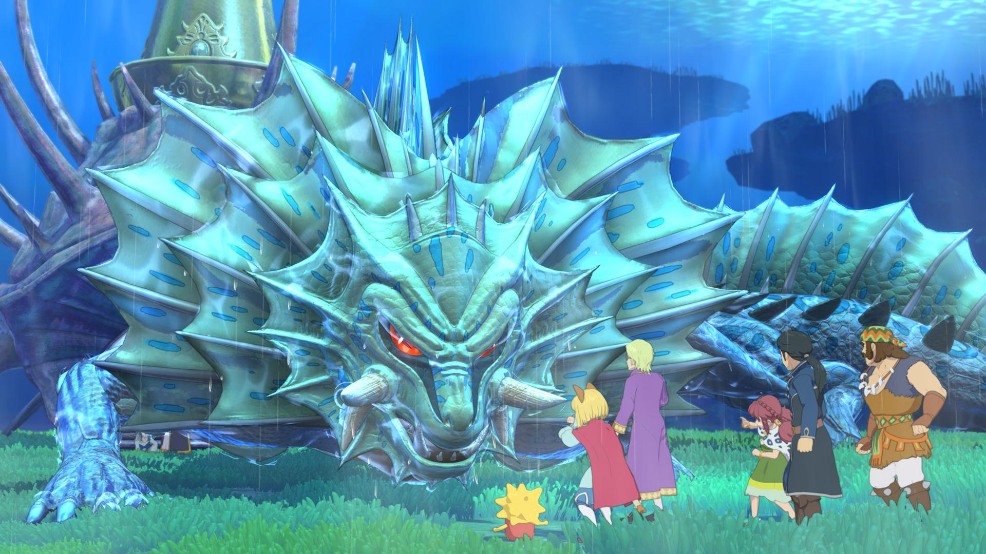 Ni No Kuni Wrath Of The White Witch Wallpapers Wallpaper Cave