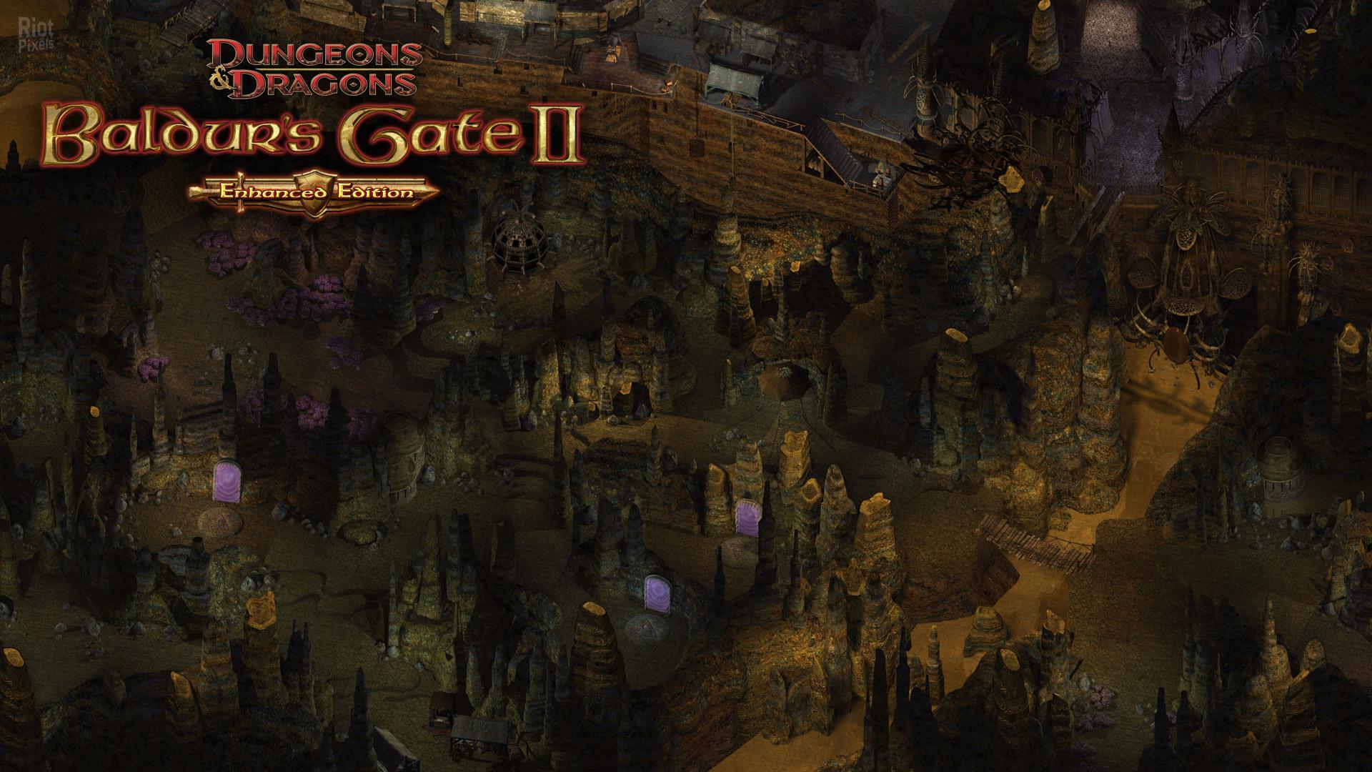 Baldurs Gate Ii Enhanced Edition Wallpapers Wallpaper Cave