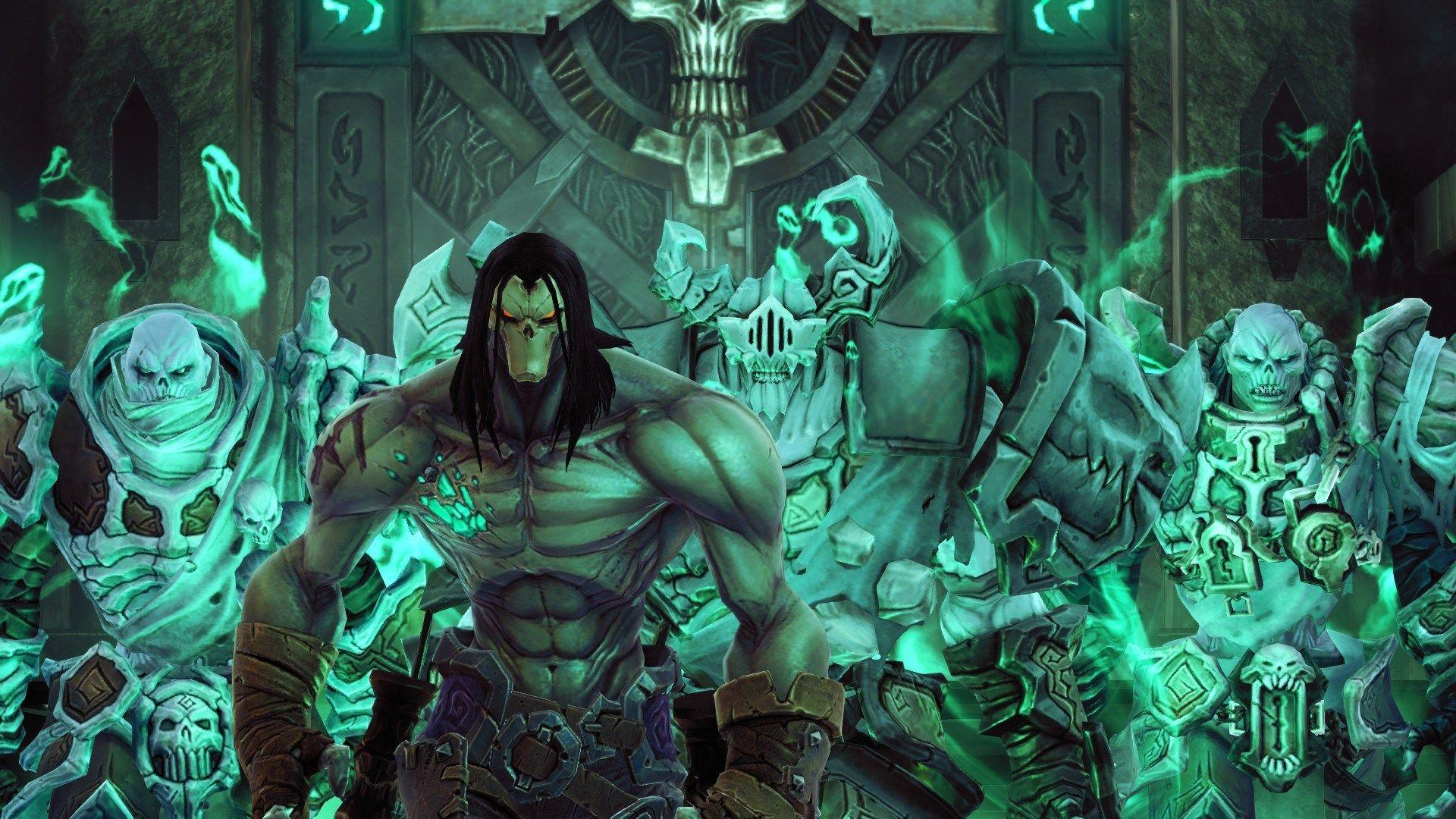 Darksiders Ii Deathinitive Edition Wallpapers Wallpaper Cave