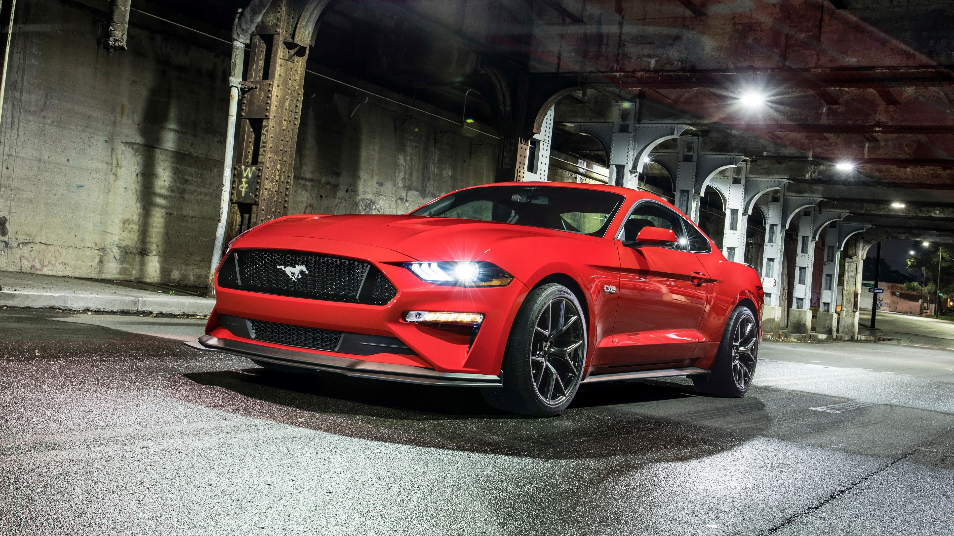 Ford Mustang GT 4K Wallpapers - Wallpaper Cave