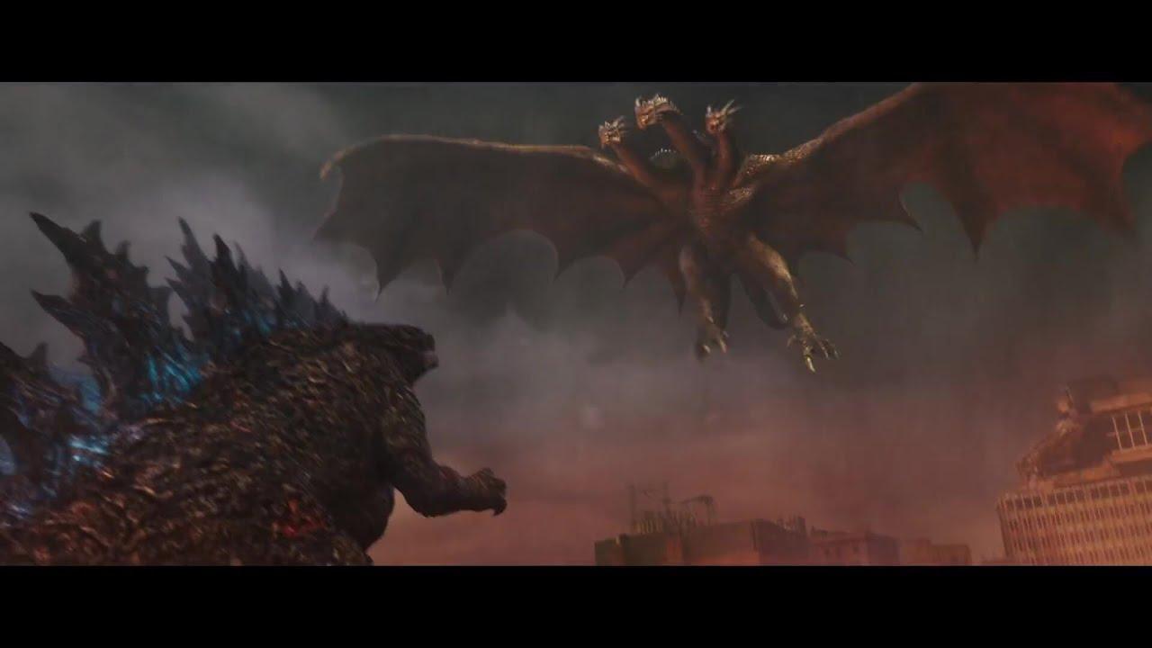 Burning Godzilla Wallpapers Wallpaper Cave