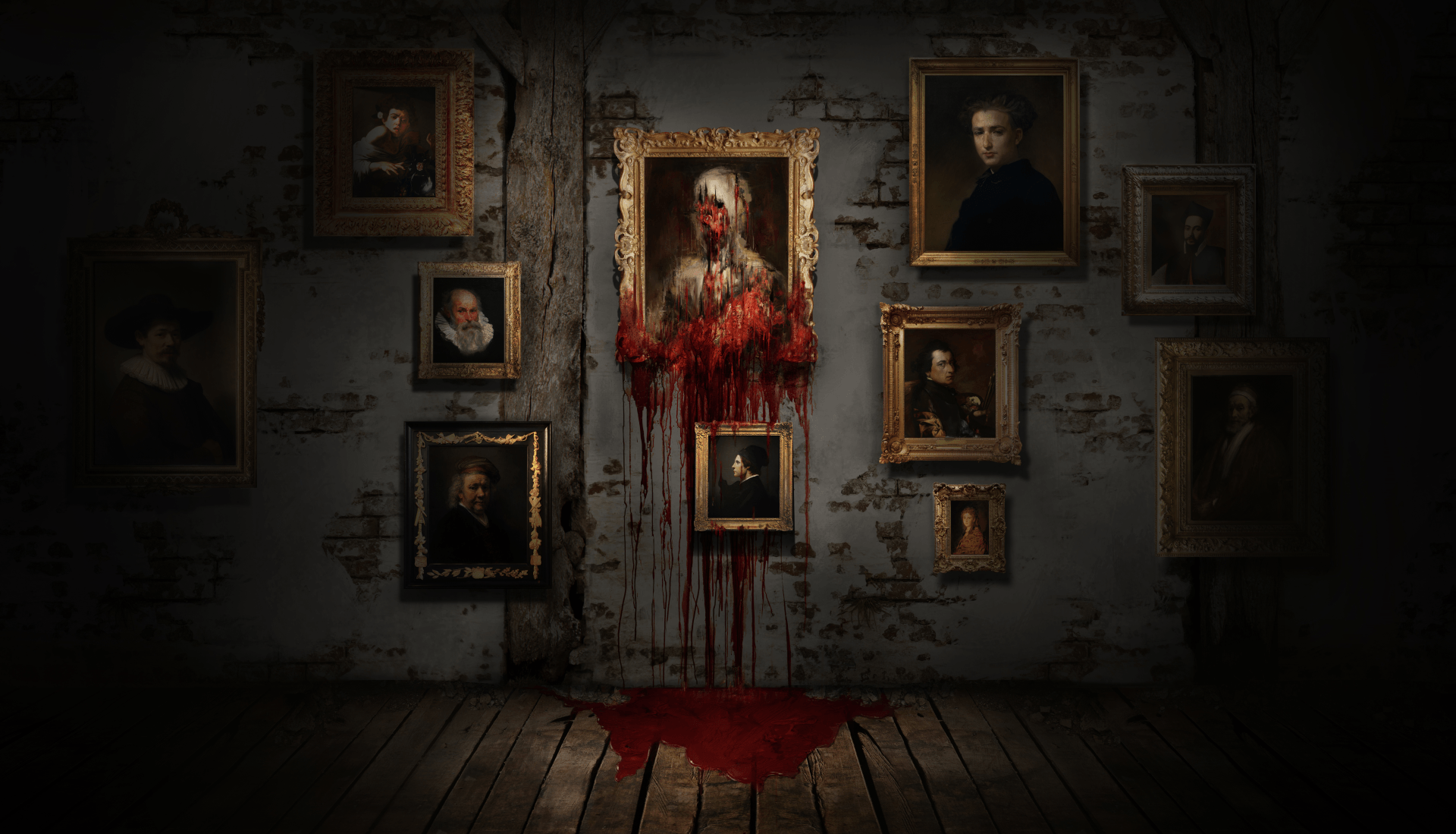 Layers Of Fear Wallpapers Wallpaper Cave