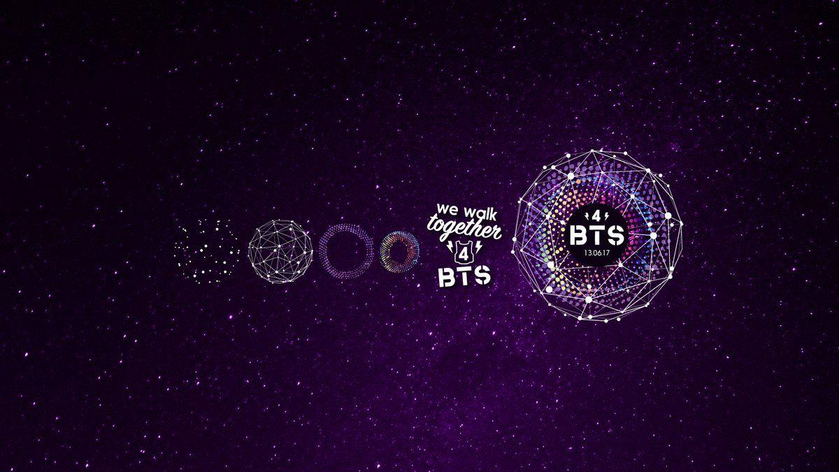 Bts Galaxy Wallpapers Wallpaper Cave