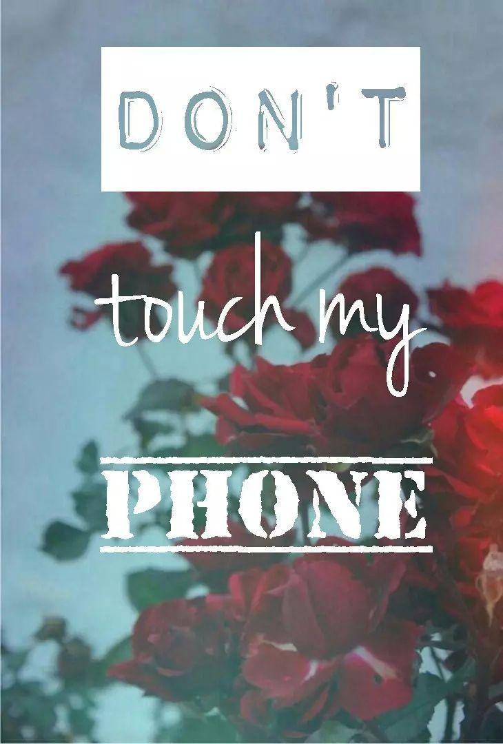 Don T Touch My Phone Muggle Wallpapers Wallpaper Cave
