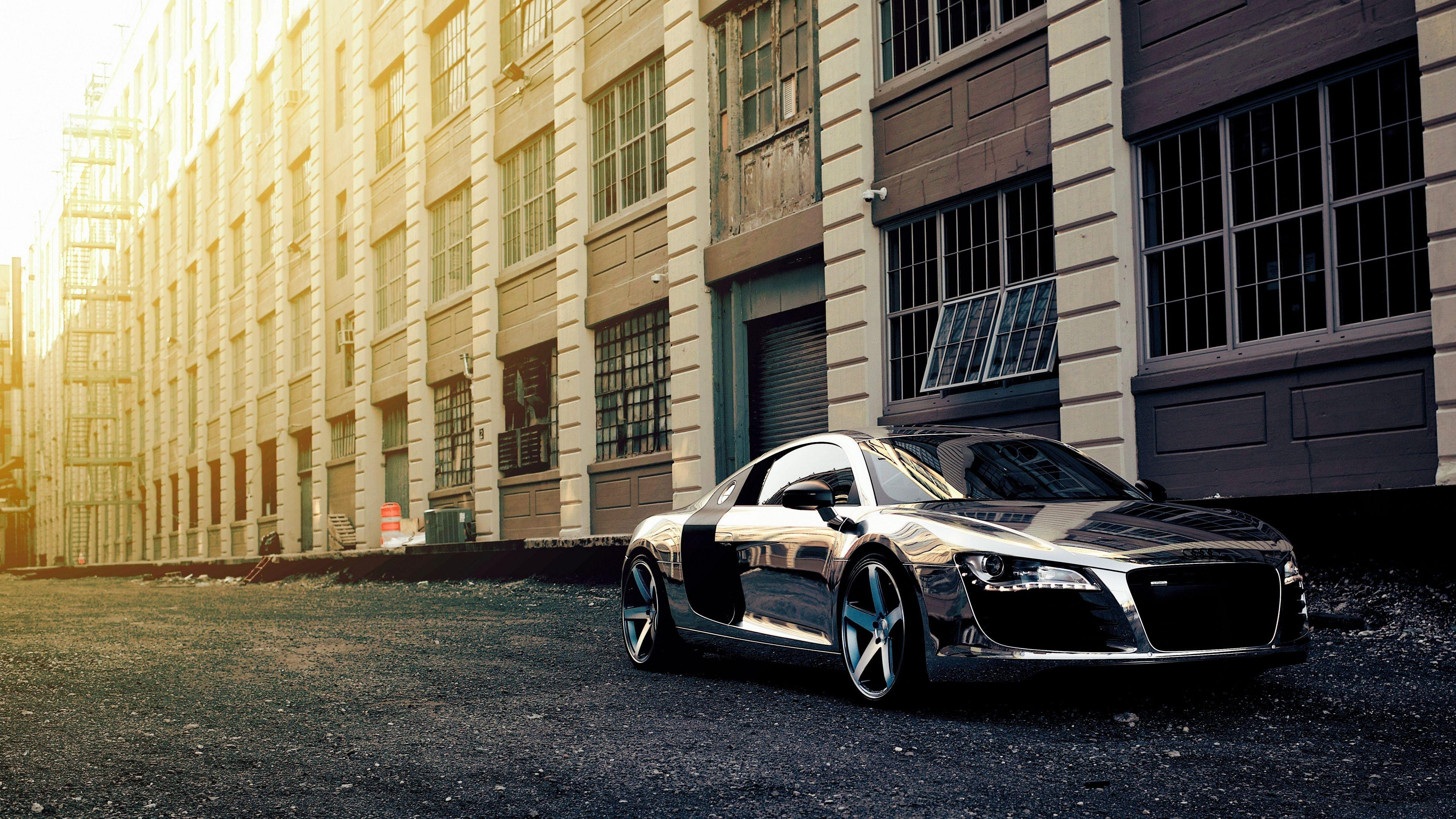 Chrome Cars Wallpapers Wallpaper Cave
