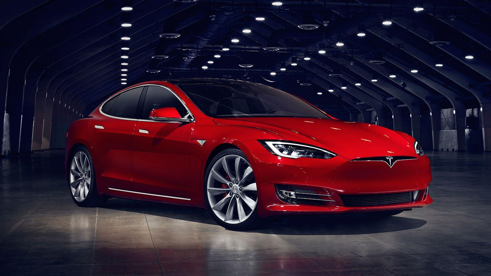 We told you so: Tesla revamps Model S with new face, new