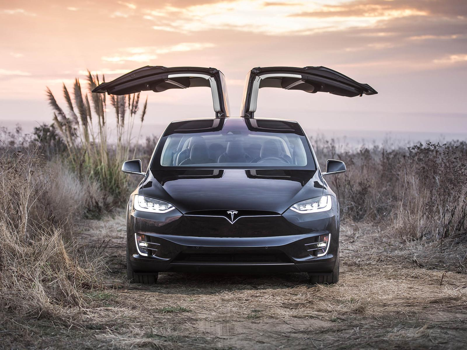 Everything you need to know about the Tesla Model X