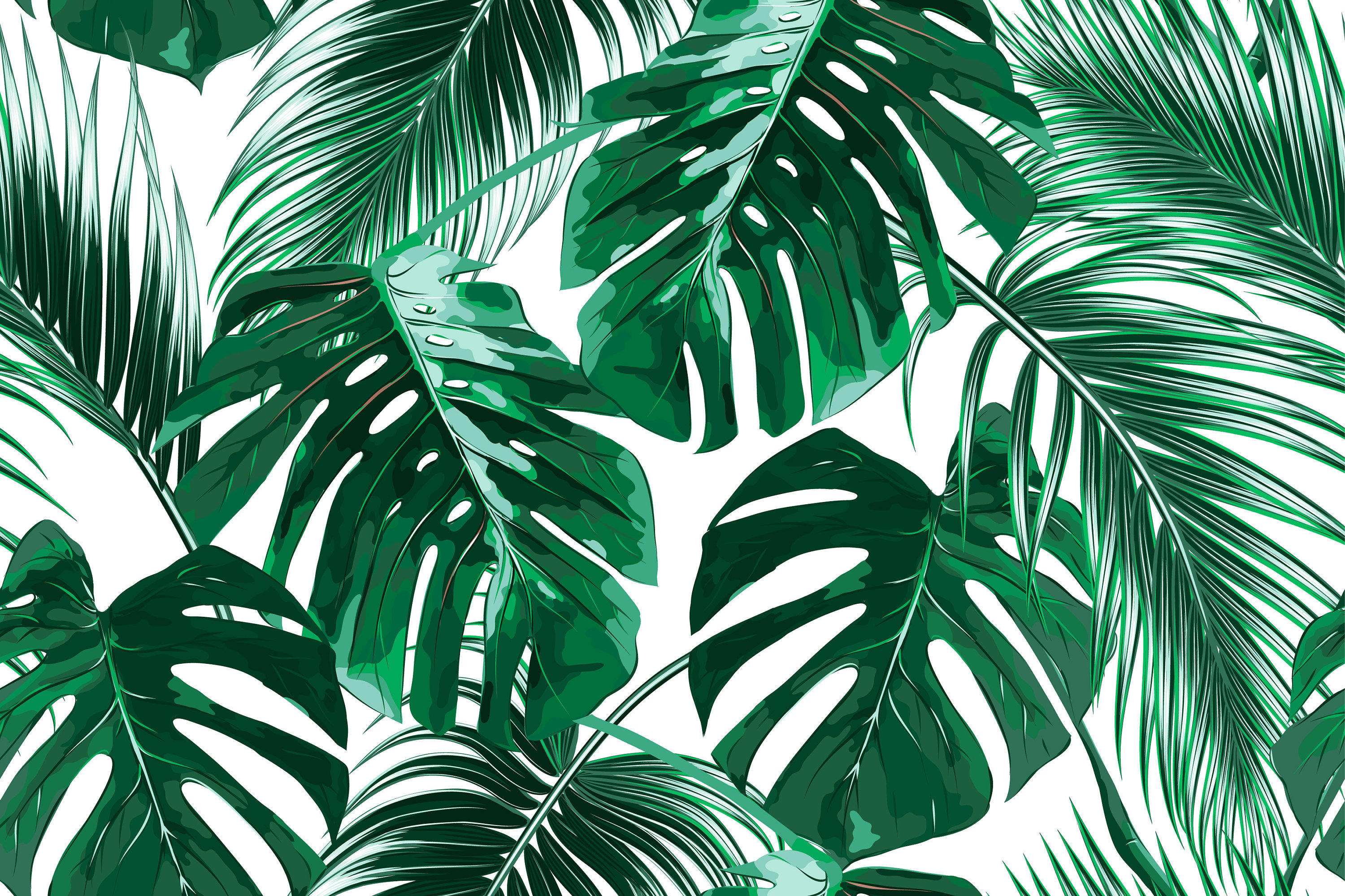 Green Tropical Leaves Wallpapers Wallpaper Cave Click on watch later to put videos here. green tropical leaves wallpapers