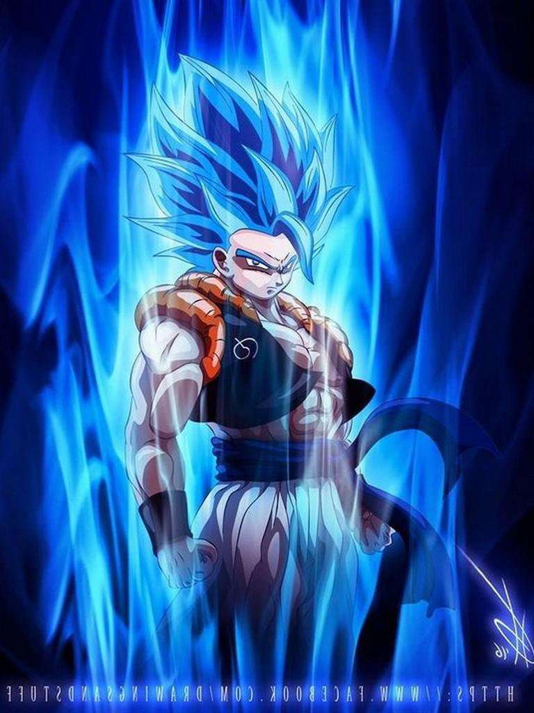 Super Saiyan God 3 Wallpapers Wallpaper Cave