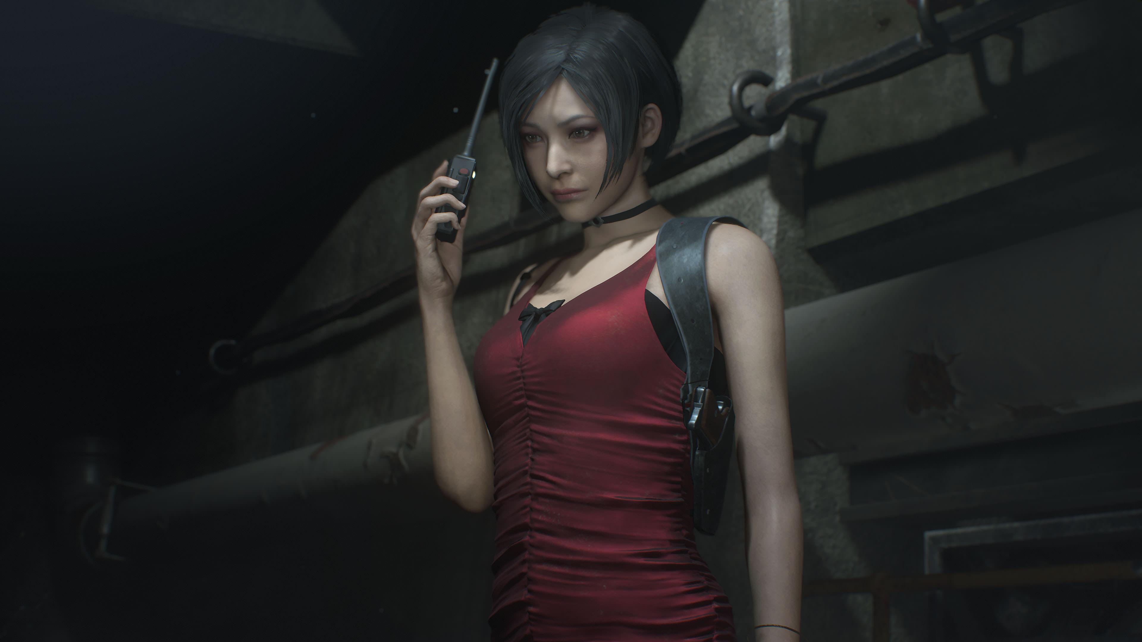 Ada Wong Resident Evil 2 Wallpapers Wallpaper Cave