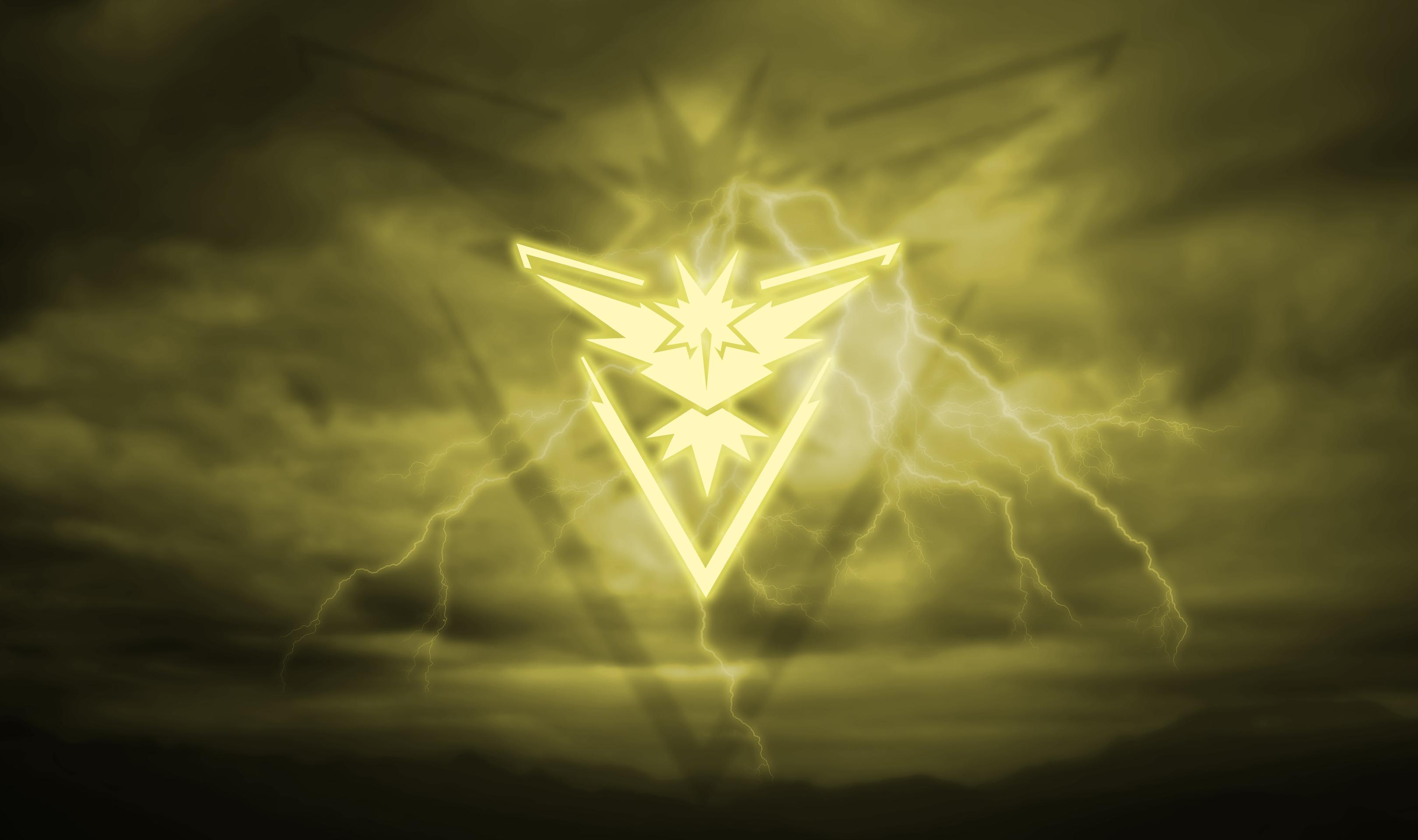 Team Instinct Pokemon Go Wallpapers Wallpaper Cave