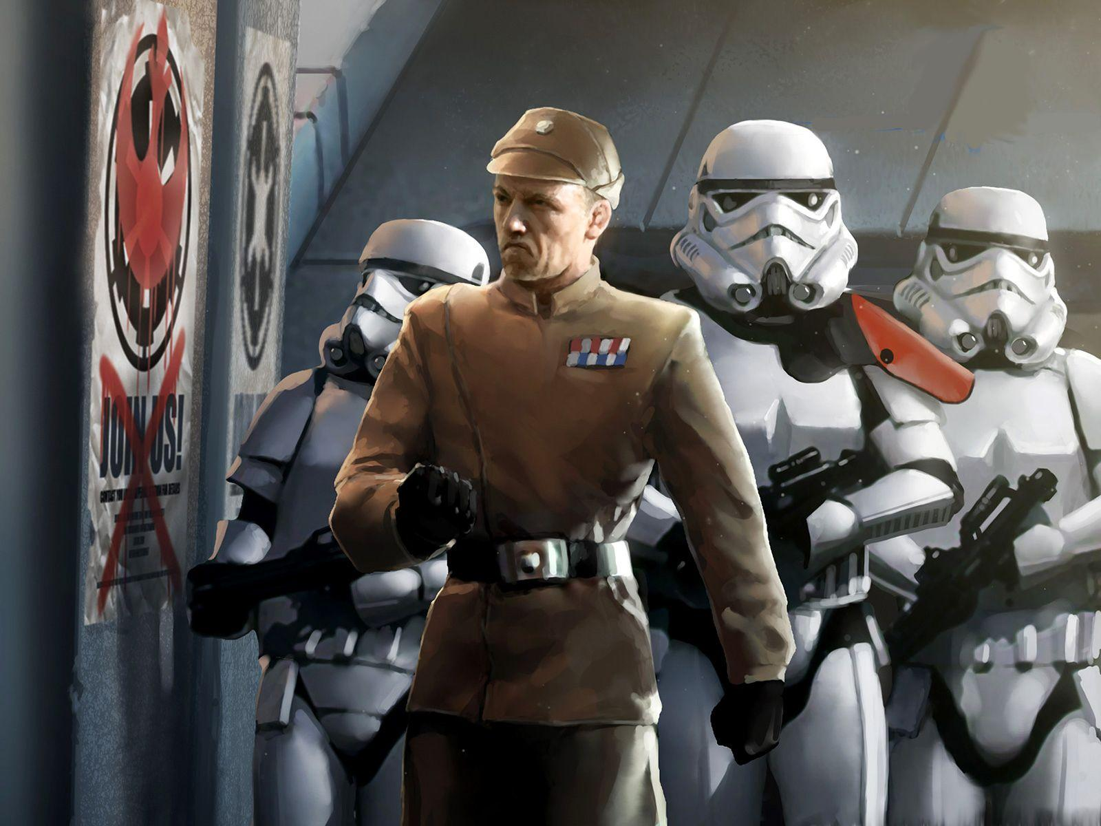 Imperial Officer Wallpapers Wallpaper Cave