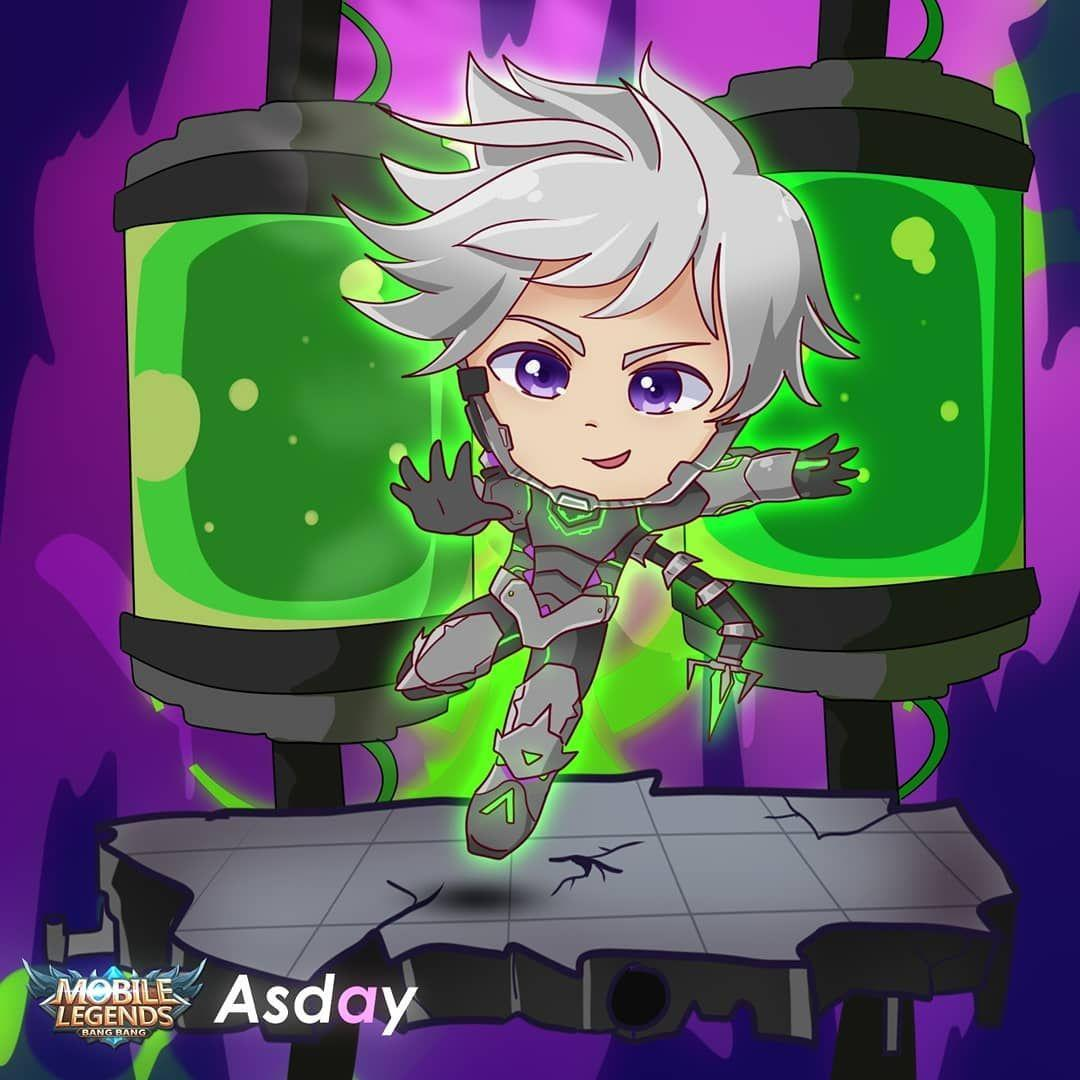 Mobile Legend Character Anime Gusion Wallpaper Hd ...