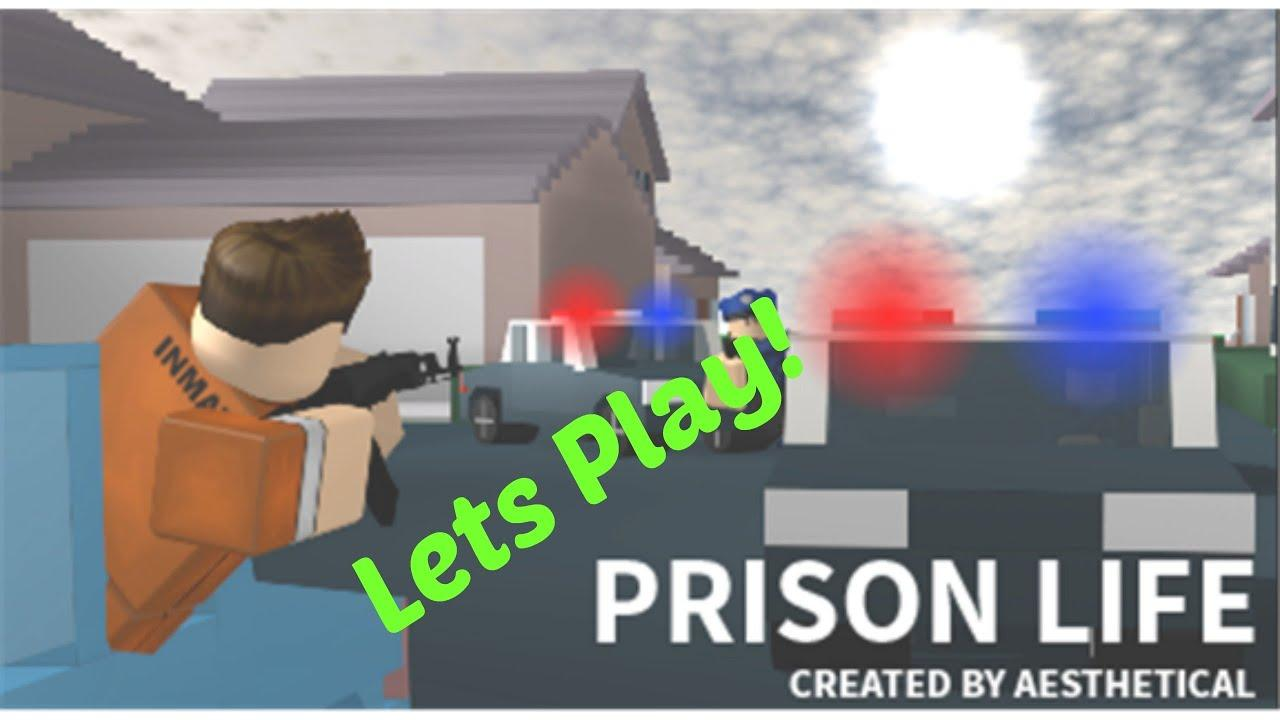 Prison Life Roblox Wallpapers Wallpaper Cave